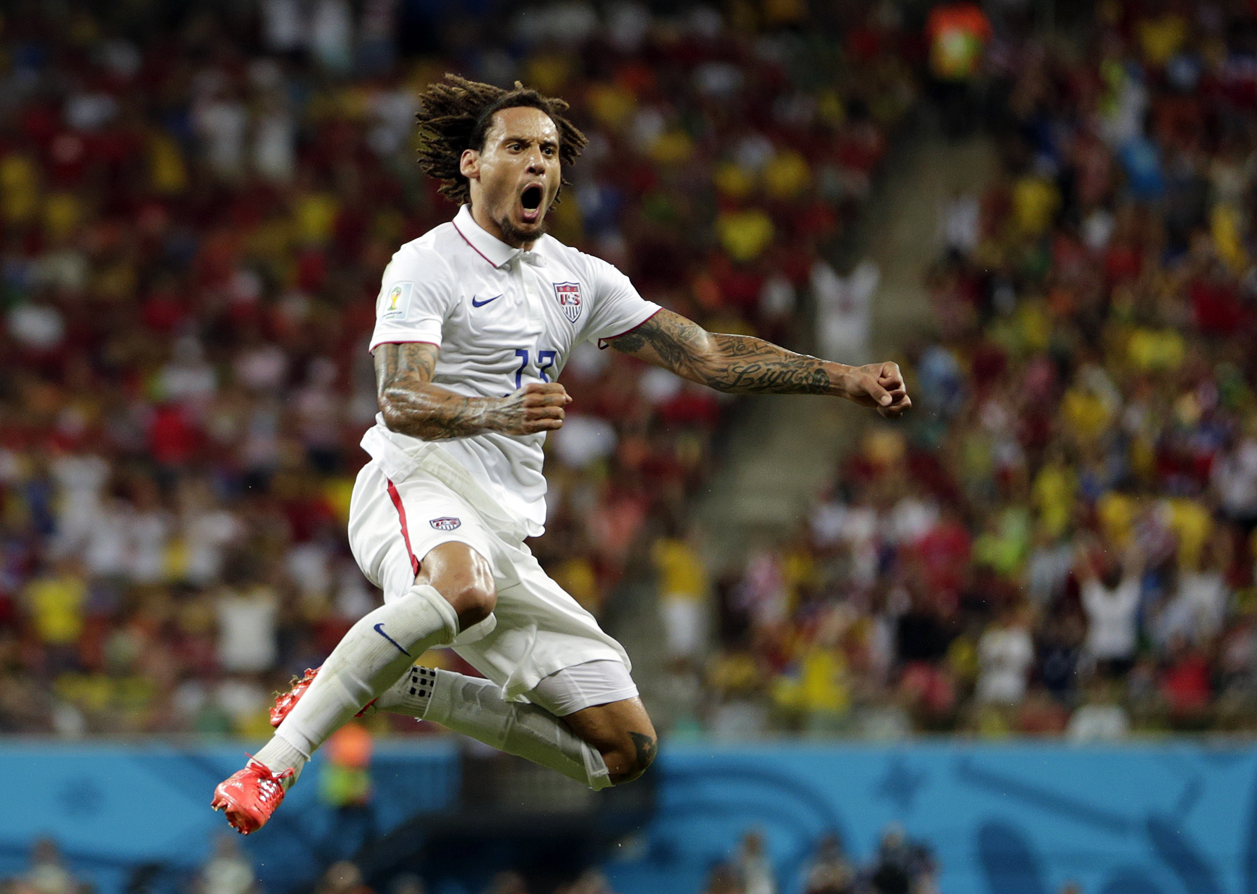Jermaine Jones retired, 11 months after his last match