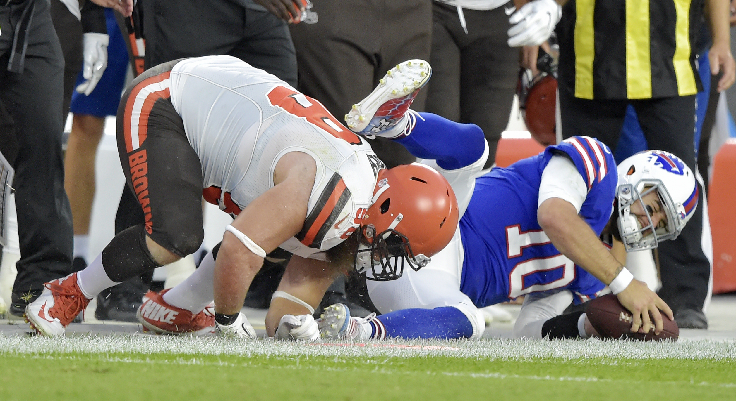 Bills QB AJ McCarron getting 2nd opinion on shoulder injury