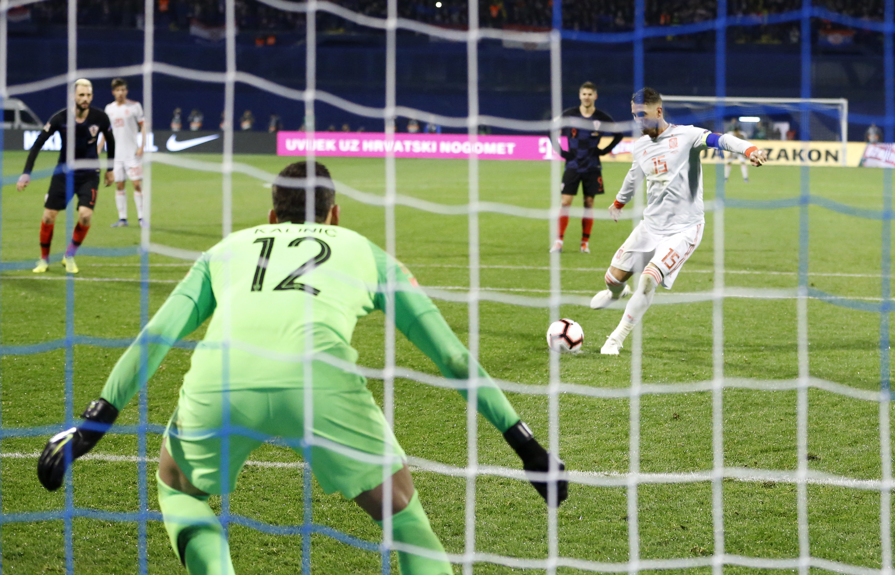 Rules panel aims to let goalkeepers move more at penalties