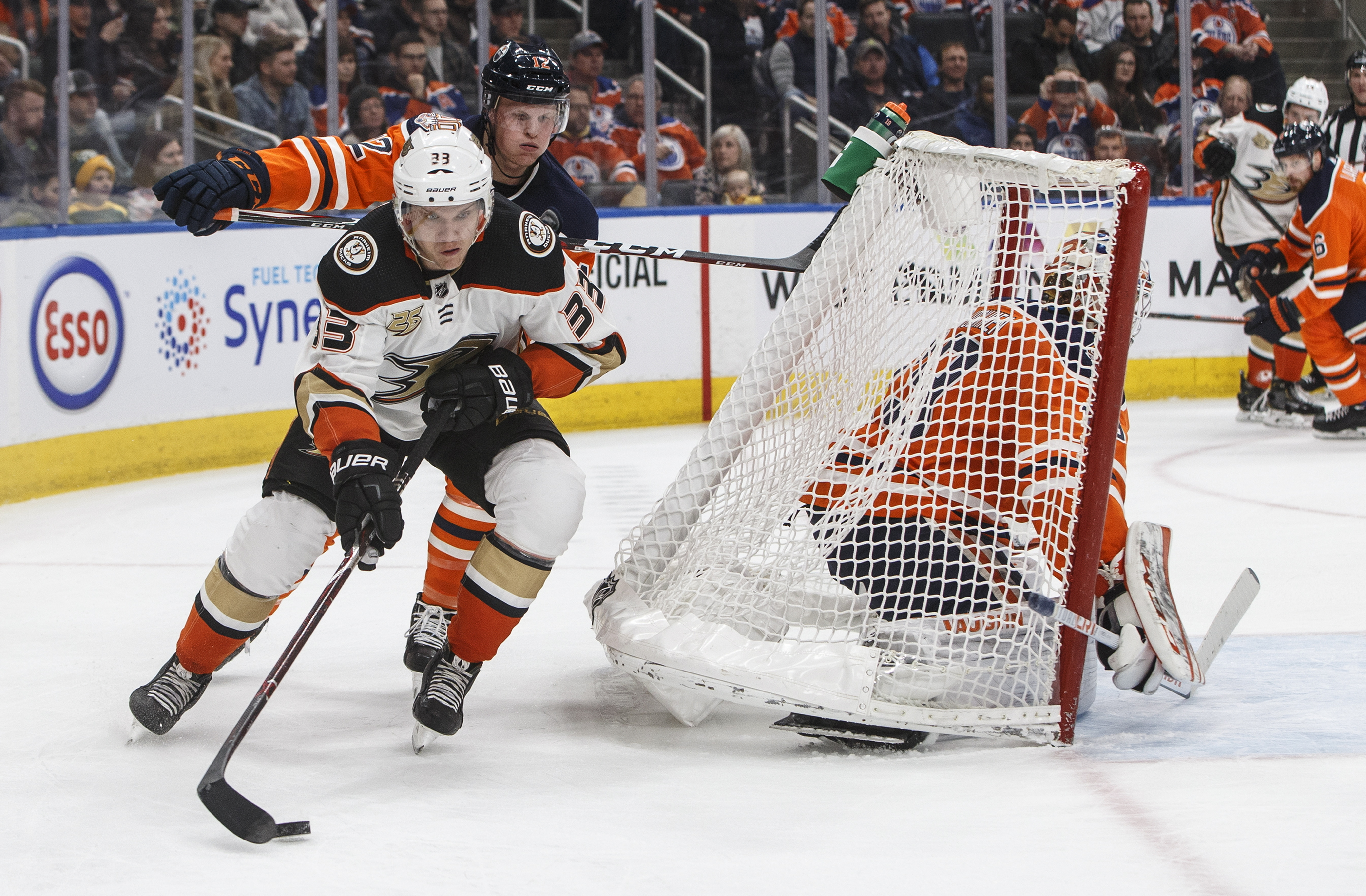 Ducks sign Silfverberg to $26.25 million, 5-year extension