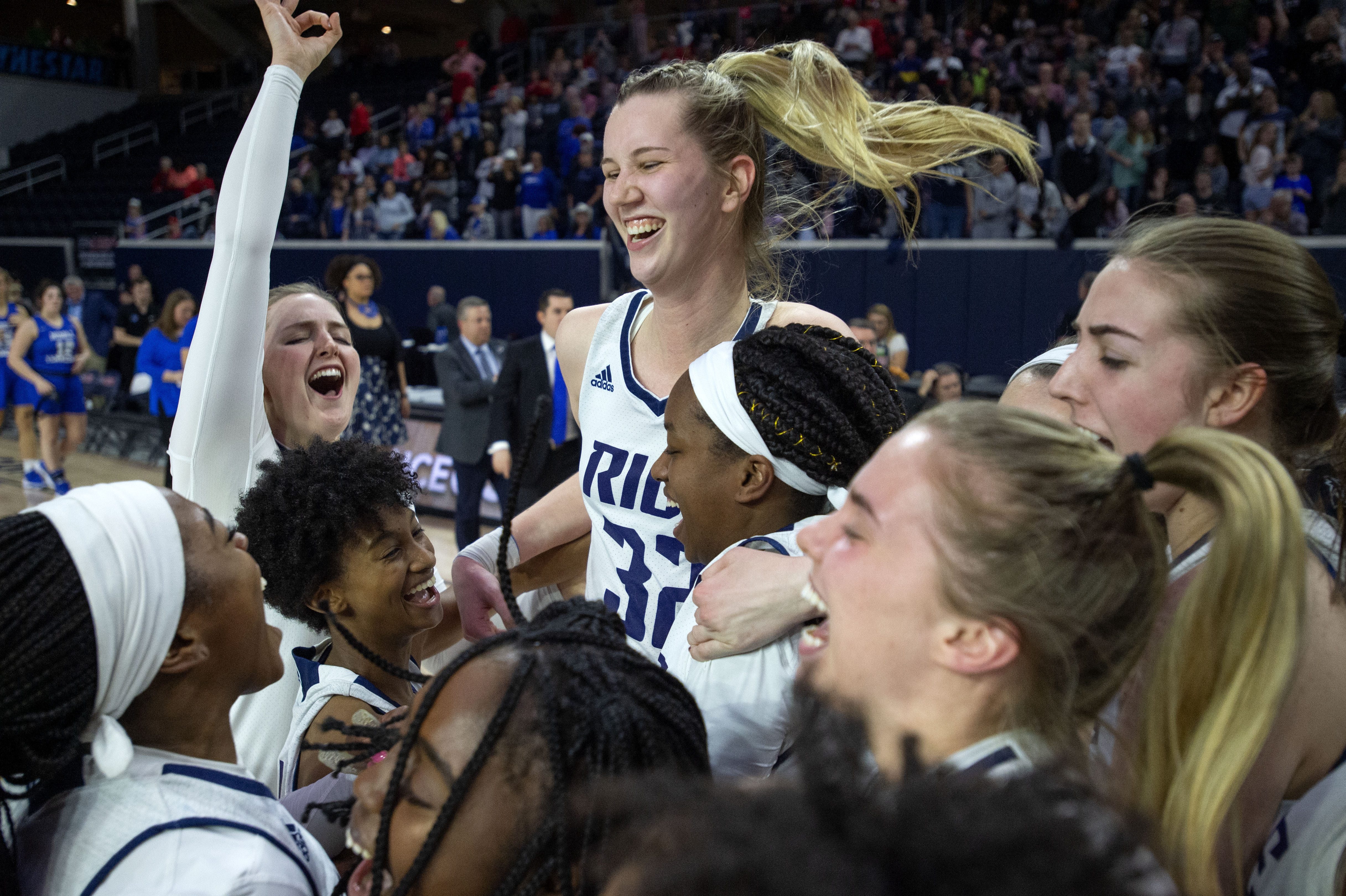 MVP Mulkey helps No. 24 Rice women top MTSU for C-USA title