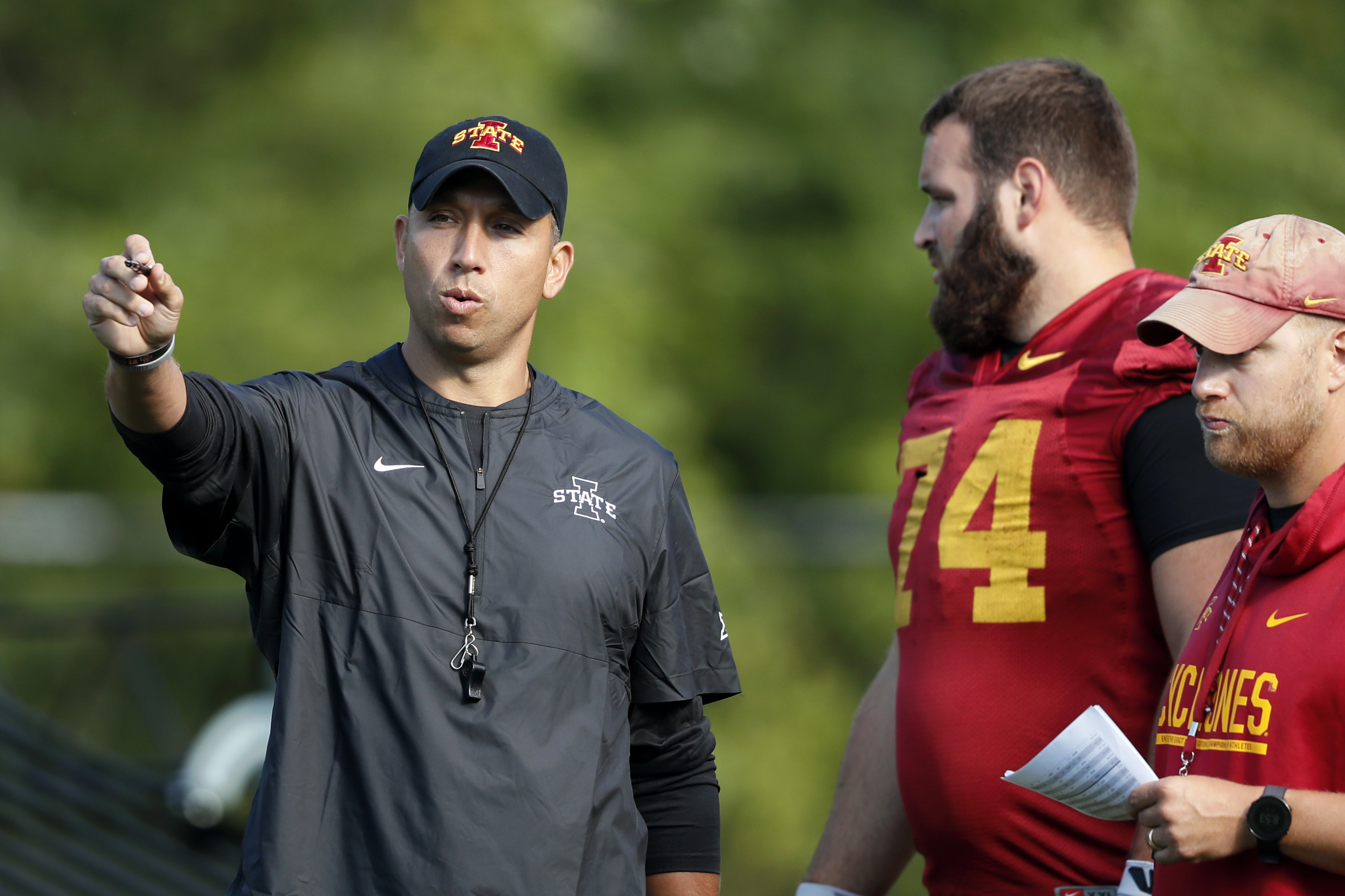 Iowa State primed for best year yet under Matt Campbell