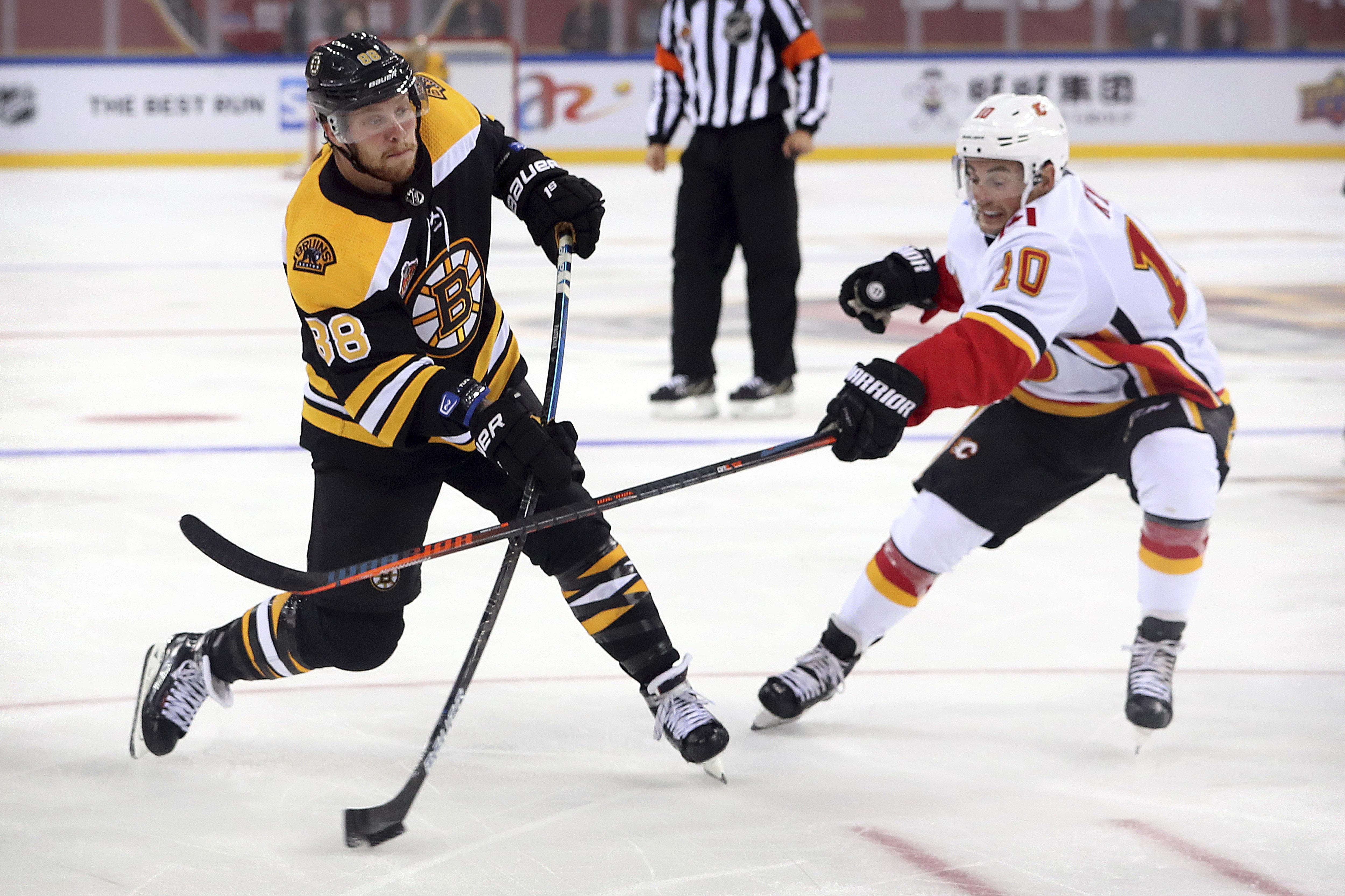 Regular-season success not enough for Bruins this year