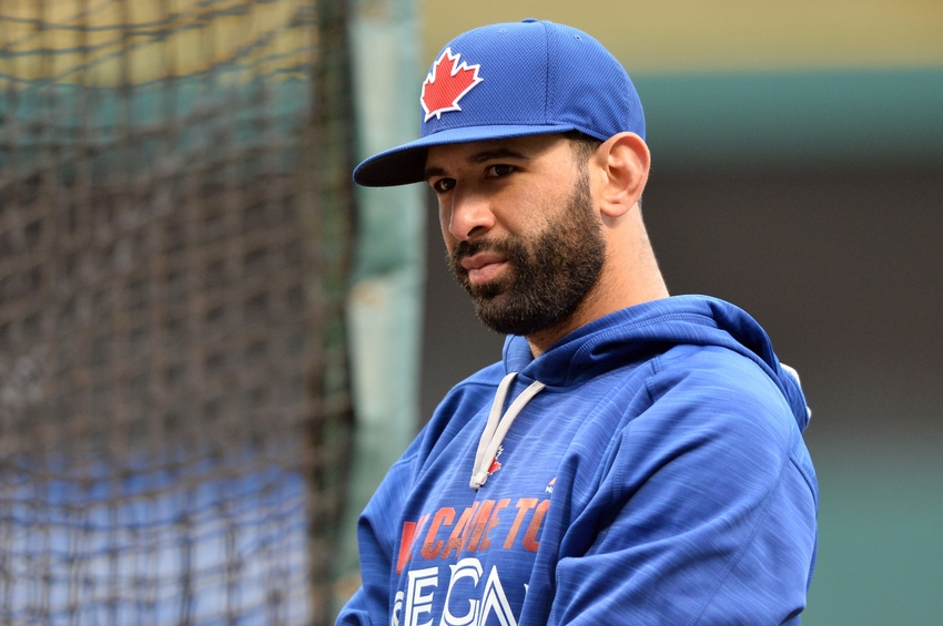 Chicago Cubs: Should Jose Bautista Be Considered?