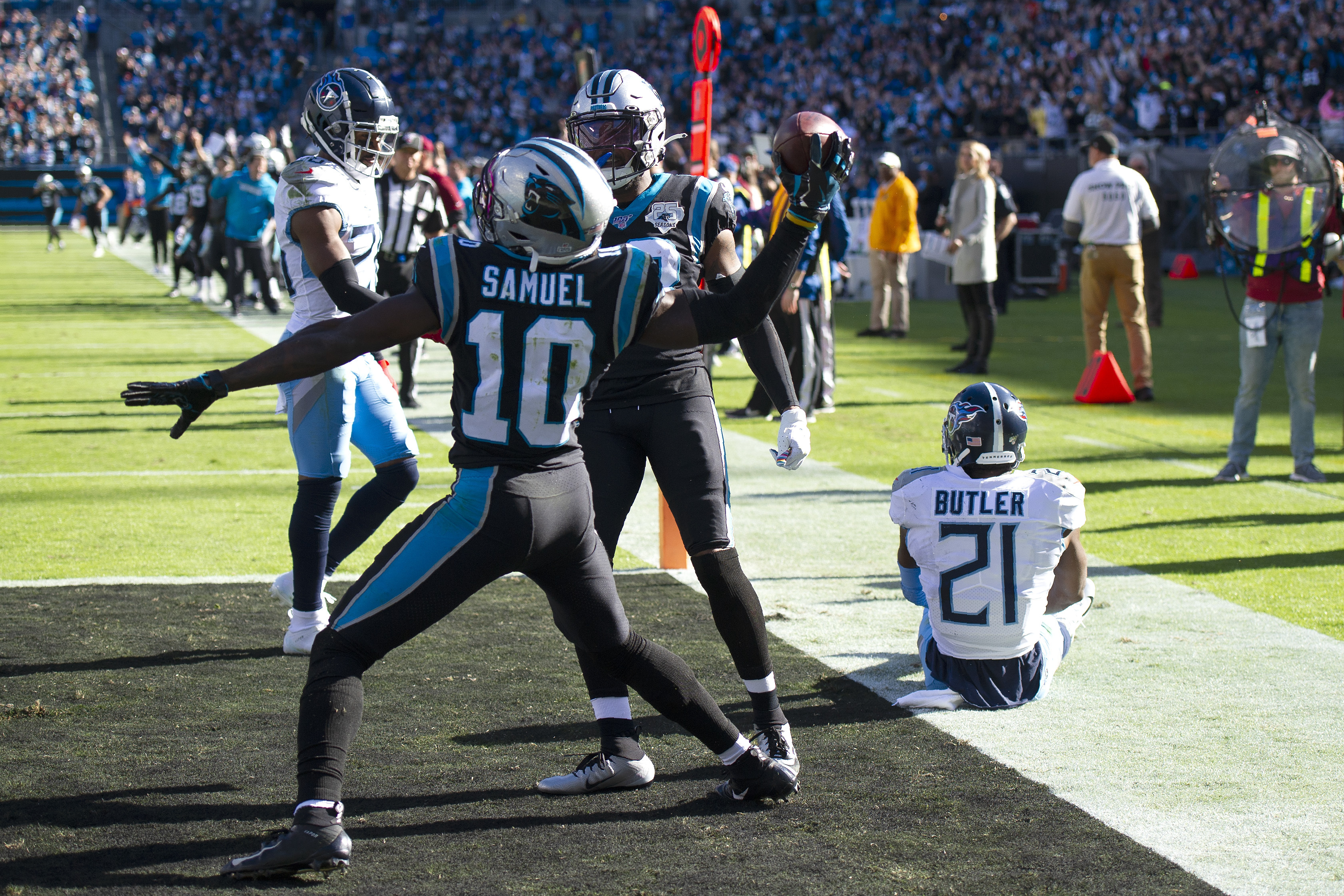 LeShaun Sims gets chance with Titans' Malcolm Butler out