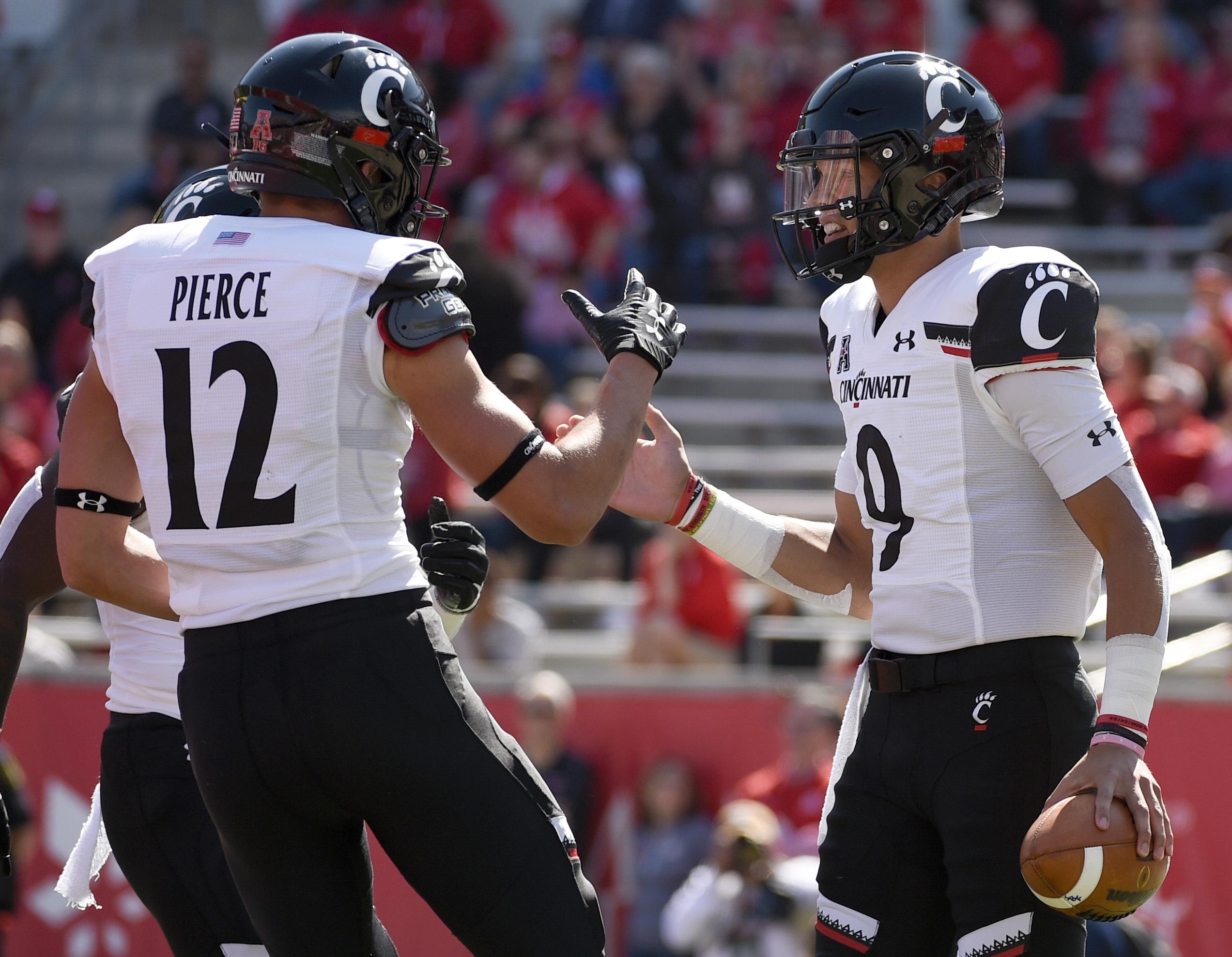 No. 21 Cincinnati tries to extend momentum vs Tulsa
