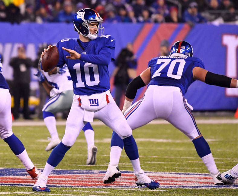 New York Giants: Eli Manning Remains Confident In Midst Of Slump