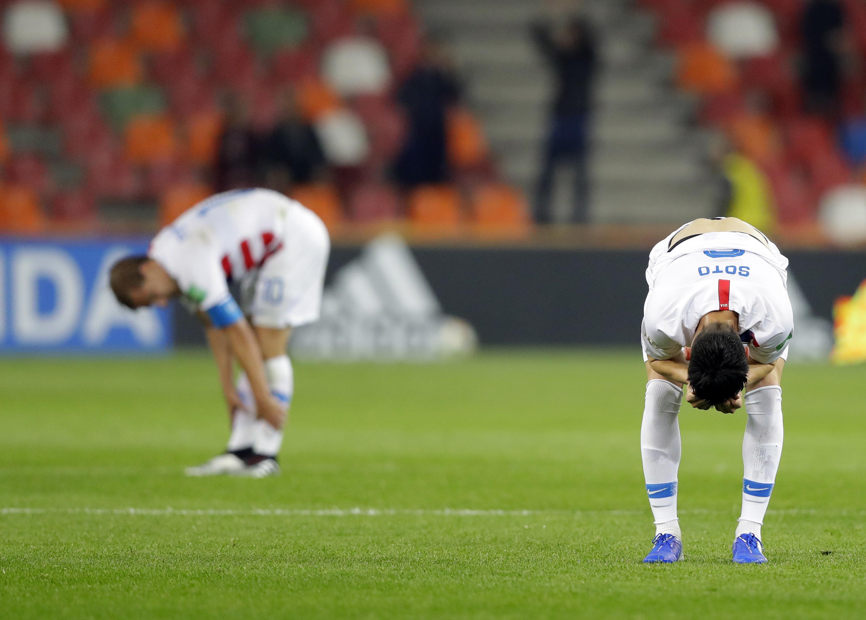US loses Under-20 World Cup opener 2-1 to Ukraine