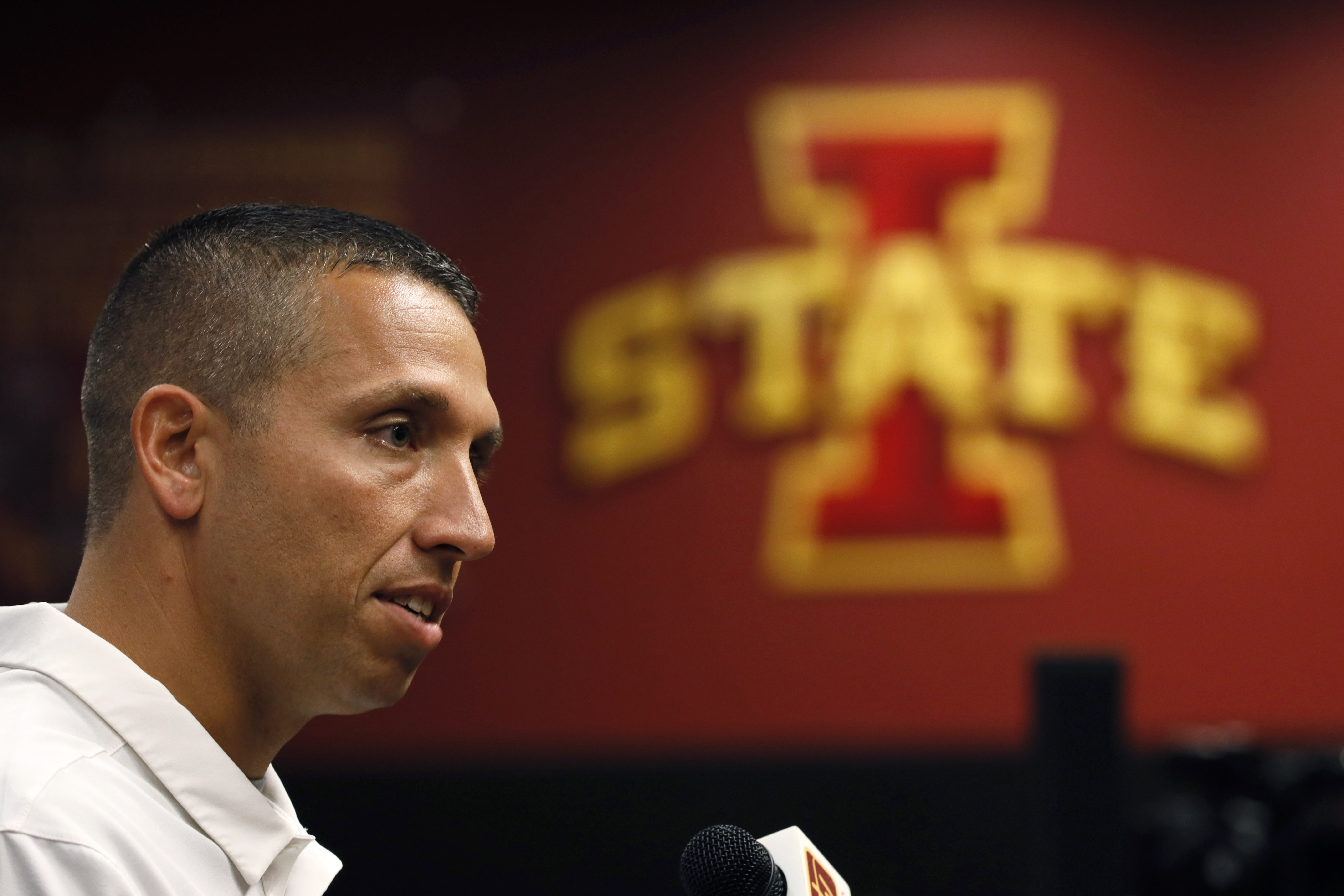 No. 21 Iowa State already looking forward to Week 2 bye