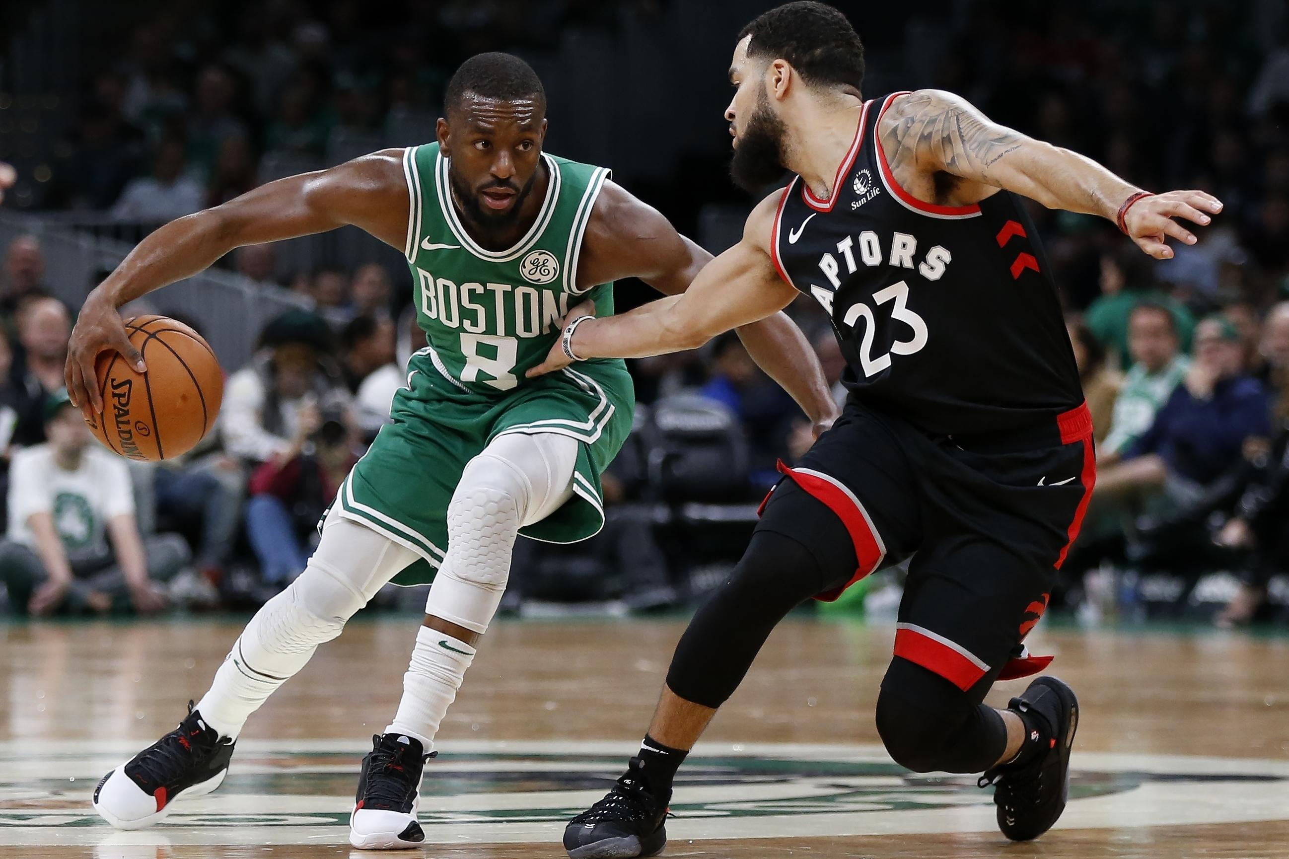 Brown scores 25, Celtics rally late to beat Raptors 112-106