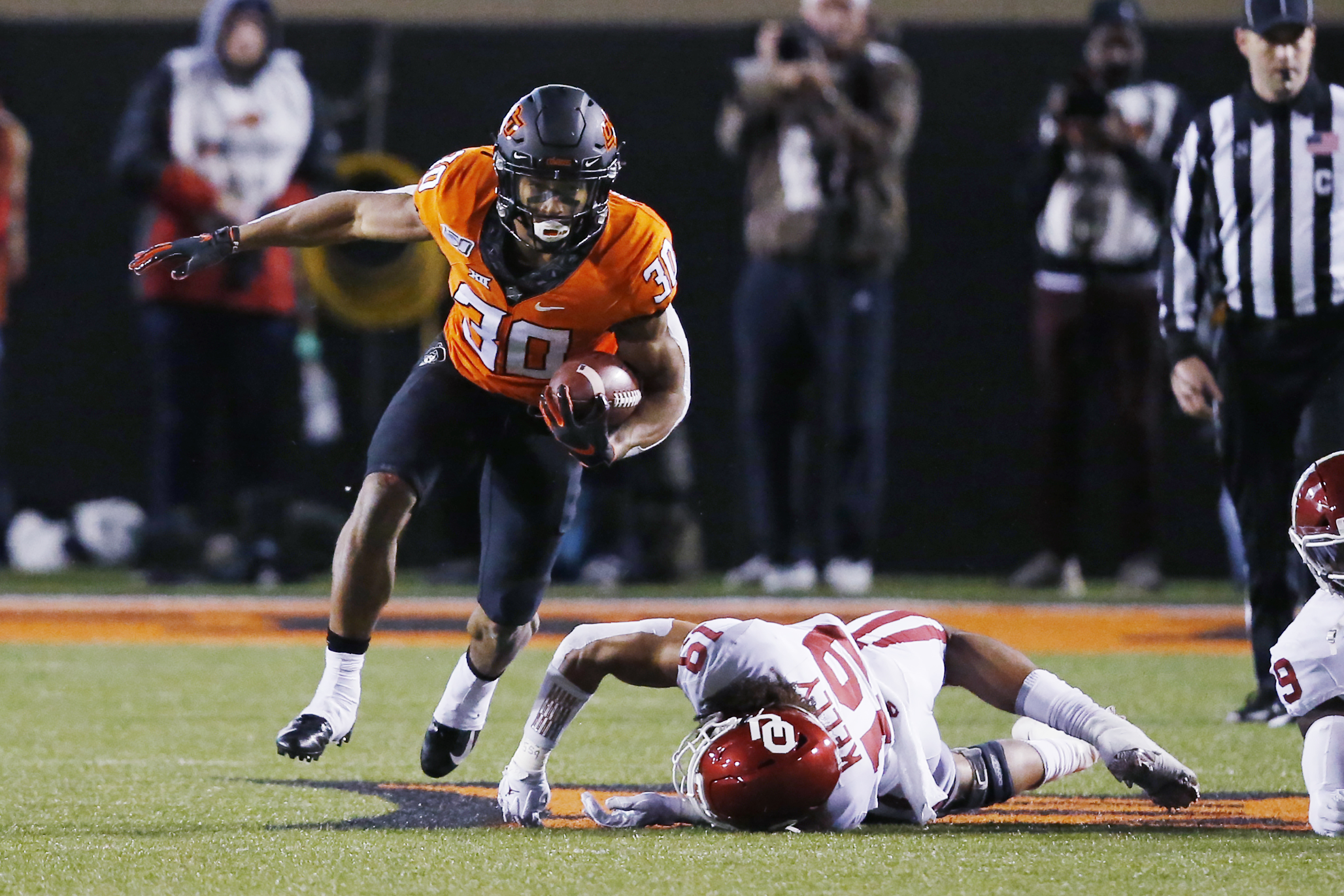 Oklahoma State, Texas A&M to meet in Texas Bowl