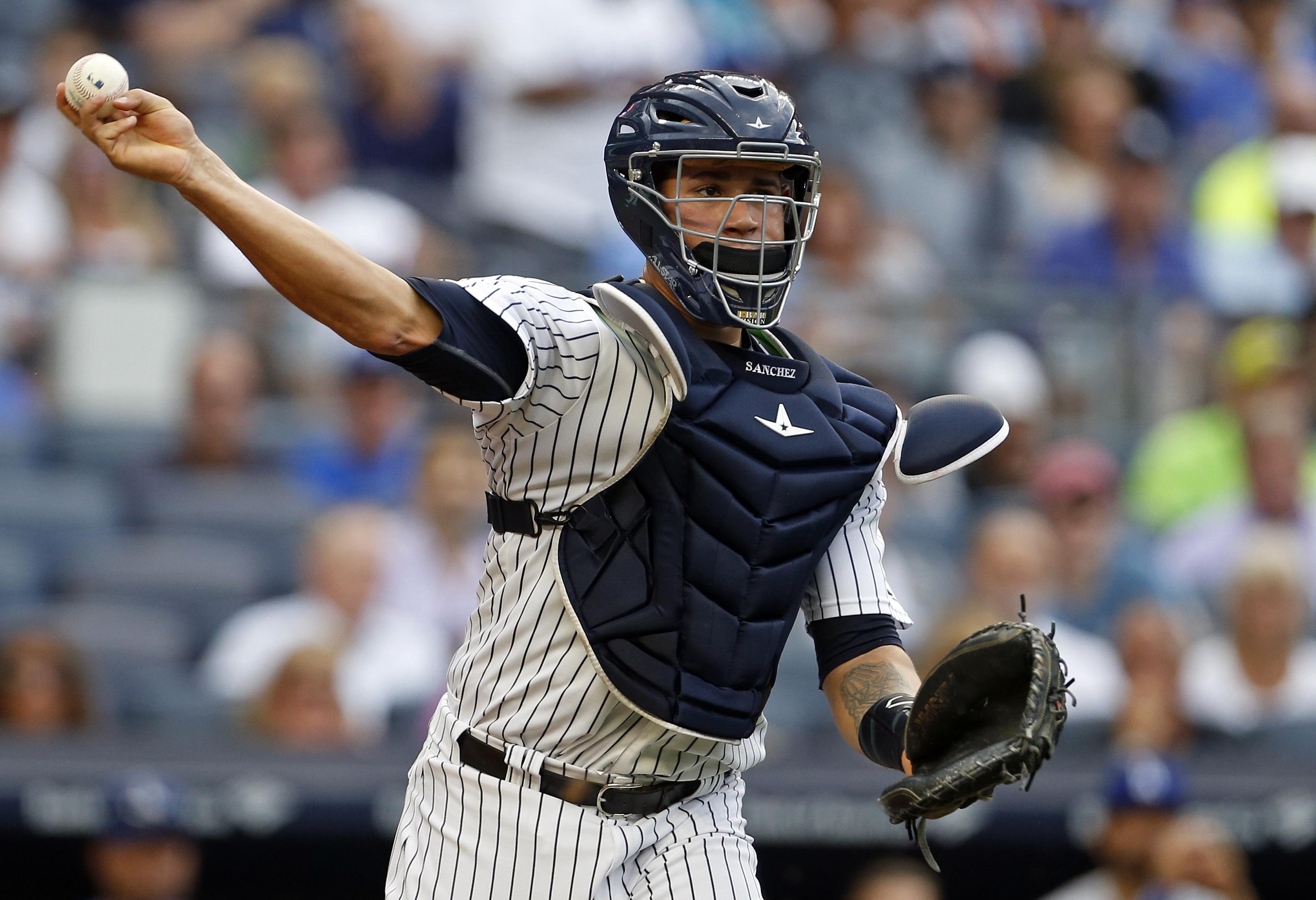 MLB Player Rankings 2017: Catcher
