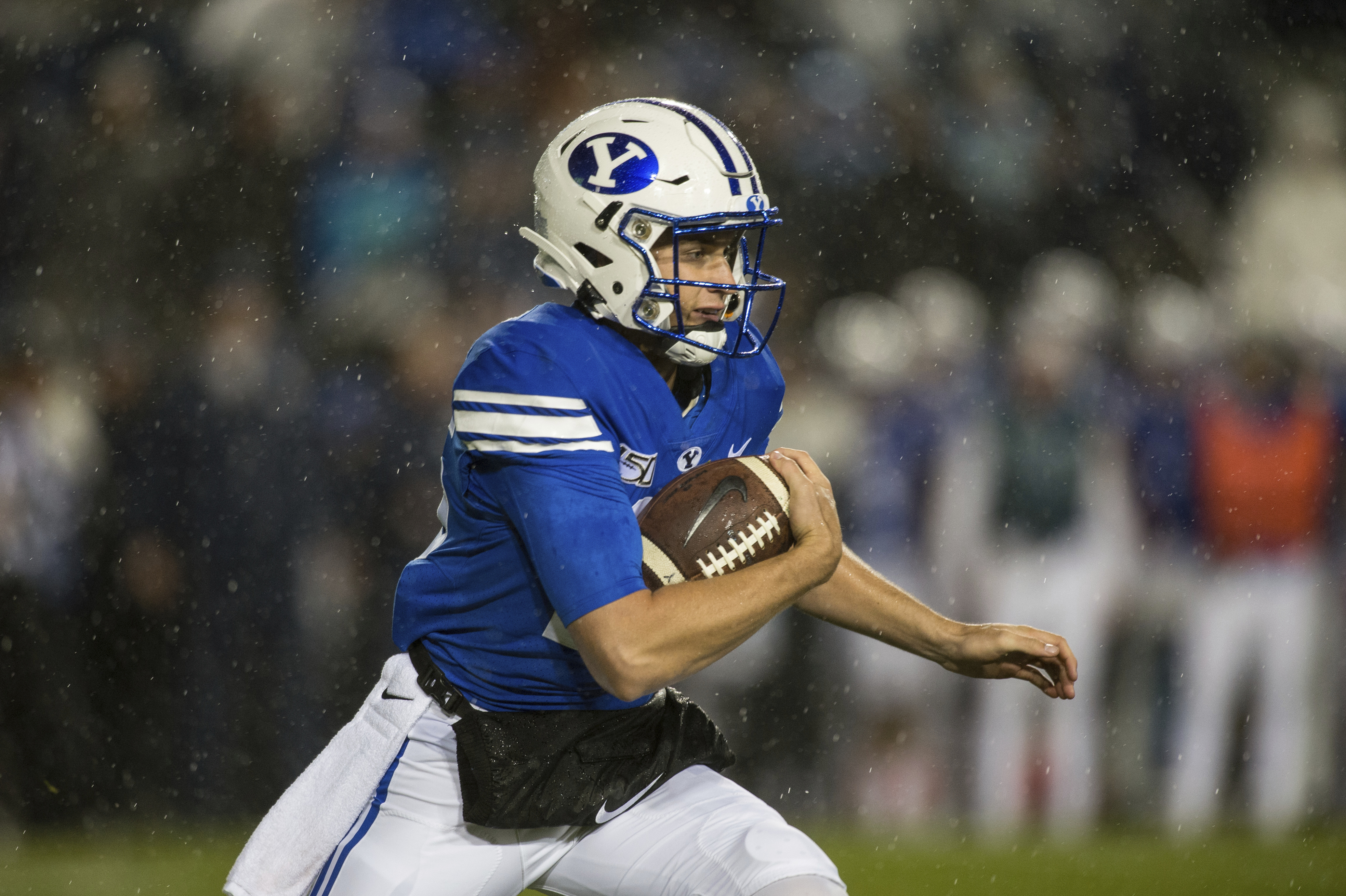 BYU upsets No. 14 Boise State 28-25