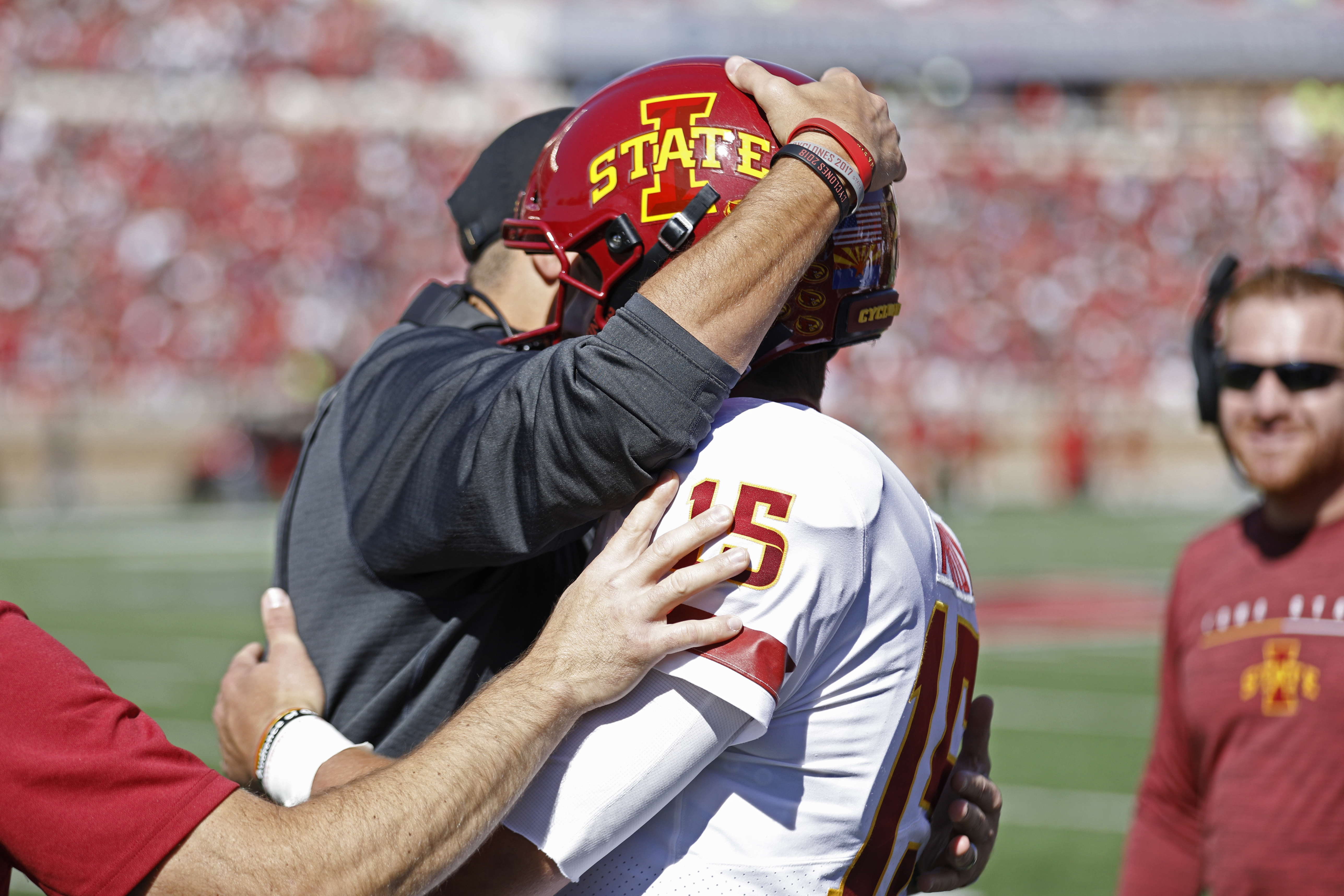 No. 23 Iowa State on a roll heading to Oklahoma State
