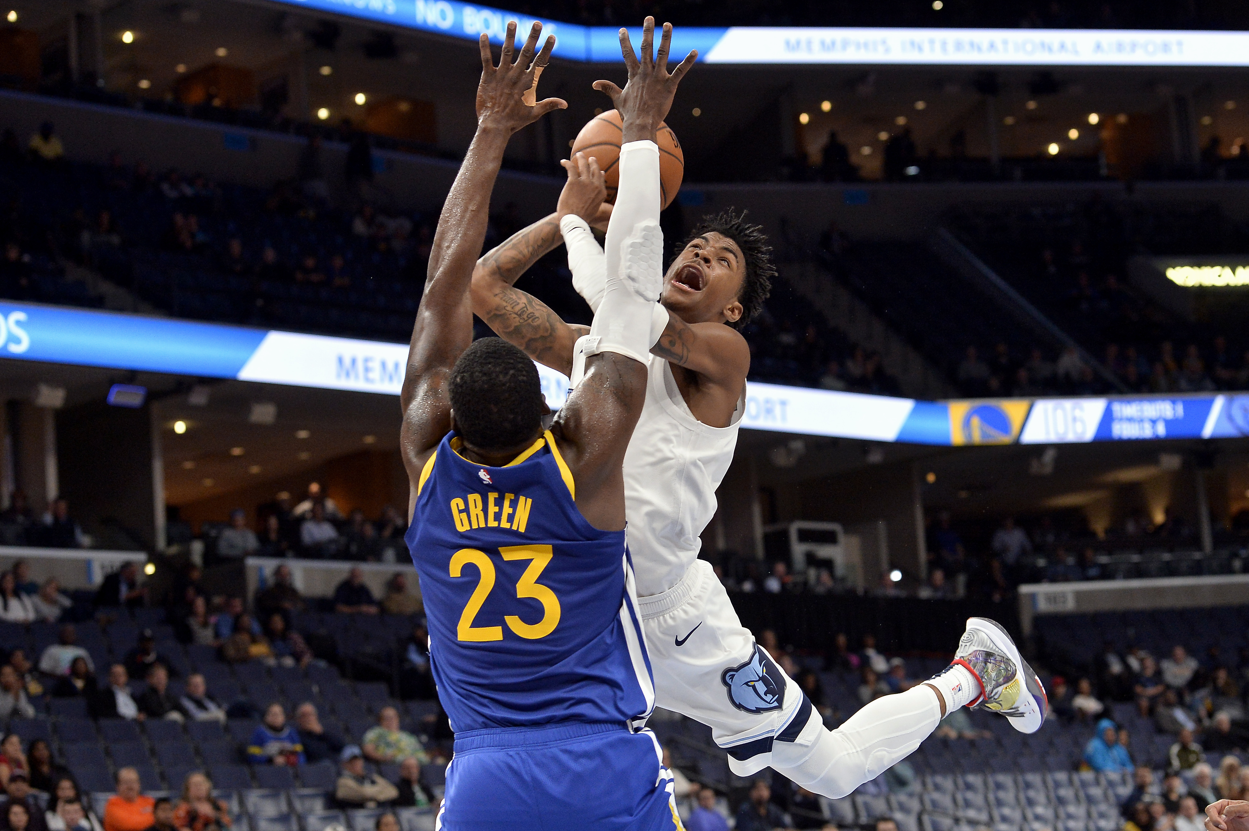 Burks scores 29 as Warriors end skid with win over Grizzlies