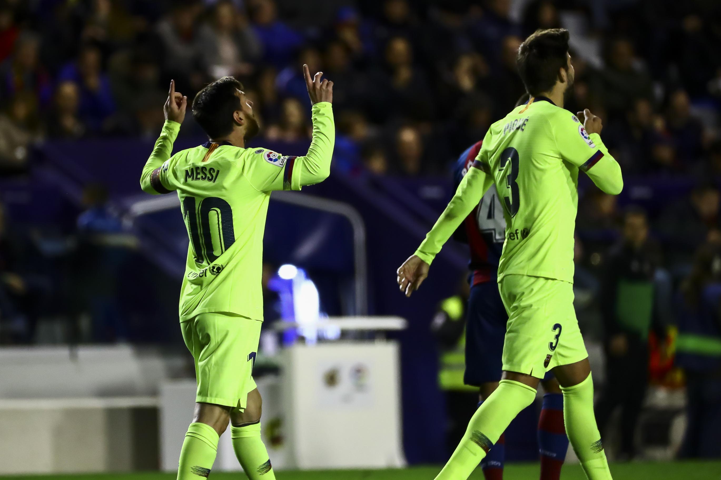 Sevilla beats Girona to move level with Barcelona, Atletico
