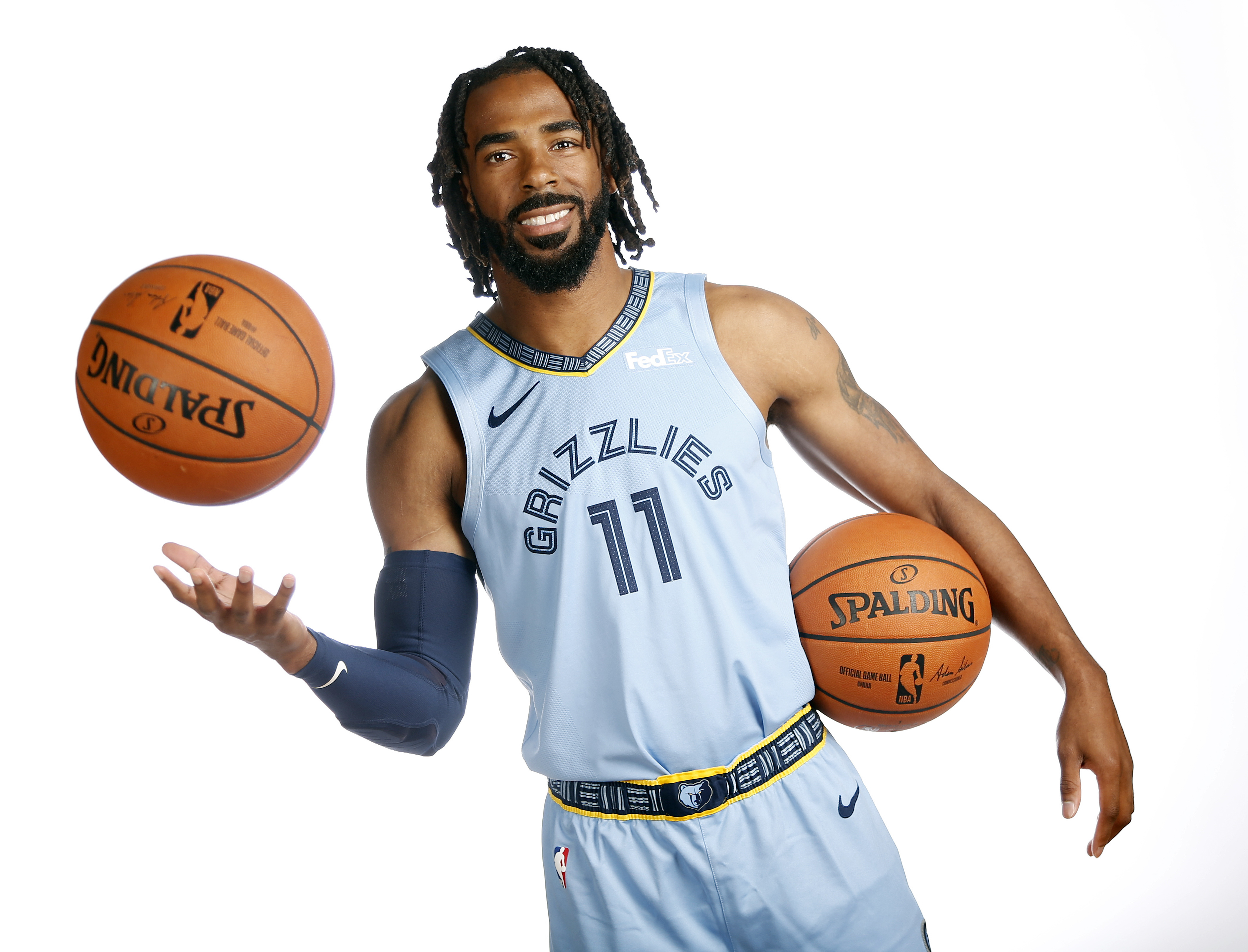 Grizzlies' Conley pain-free after surgery on his left heel