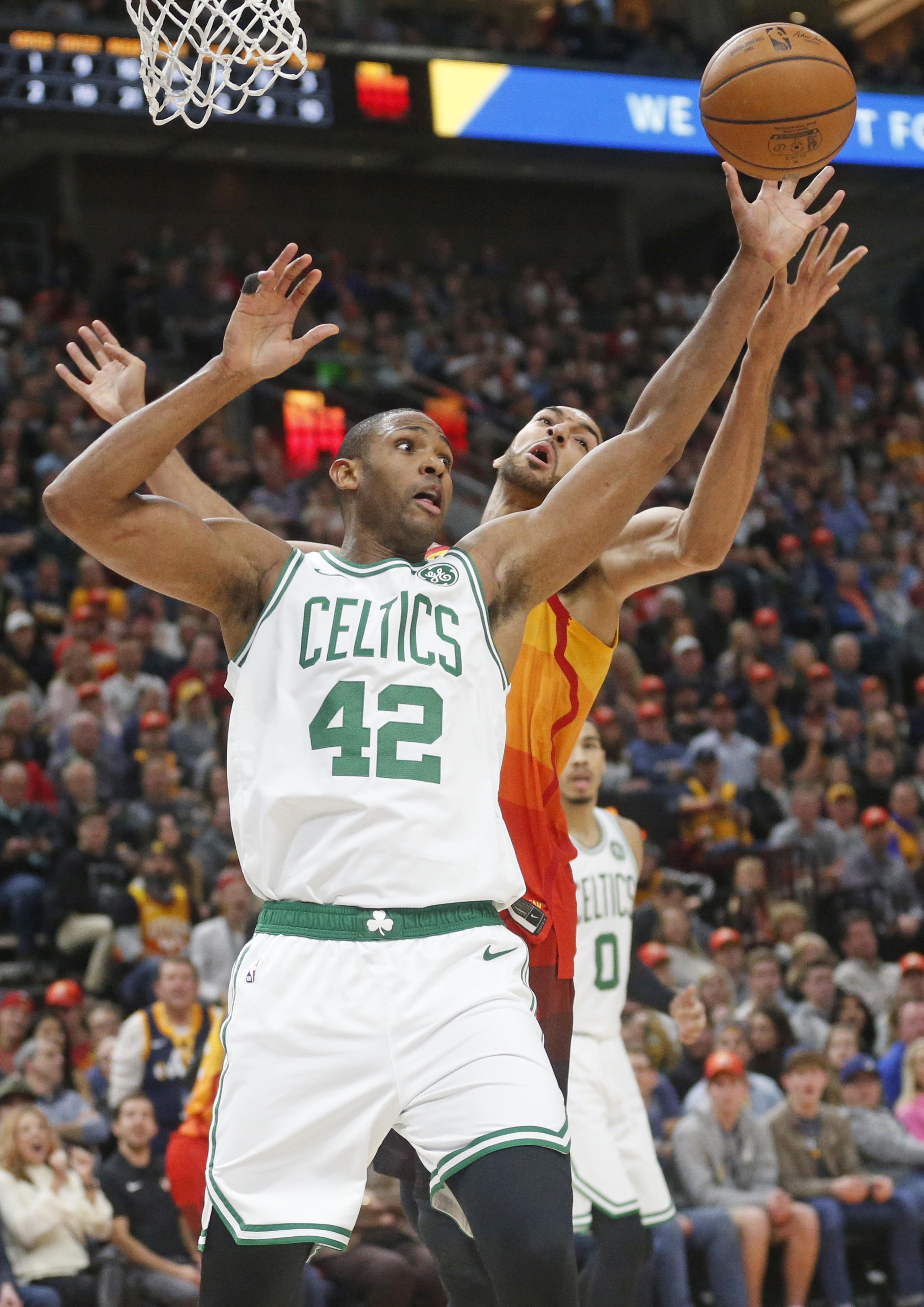 Joe Ingles scores 27 points, Jazz outlast Celtics 123-115