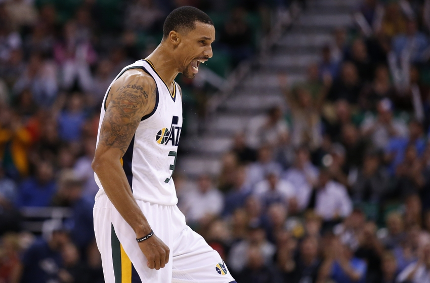 Utah Jazz: George Hill's Issues Go Beyond Concussion-Like Symptoms