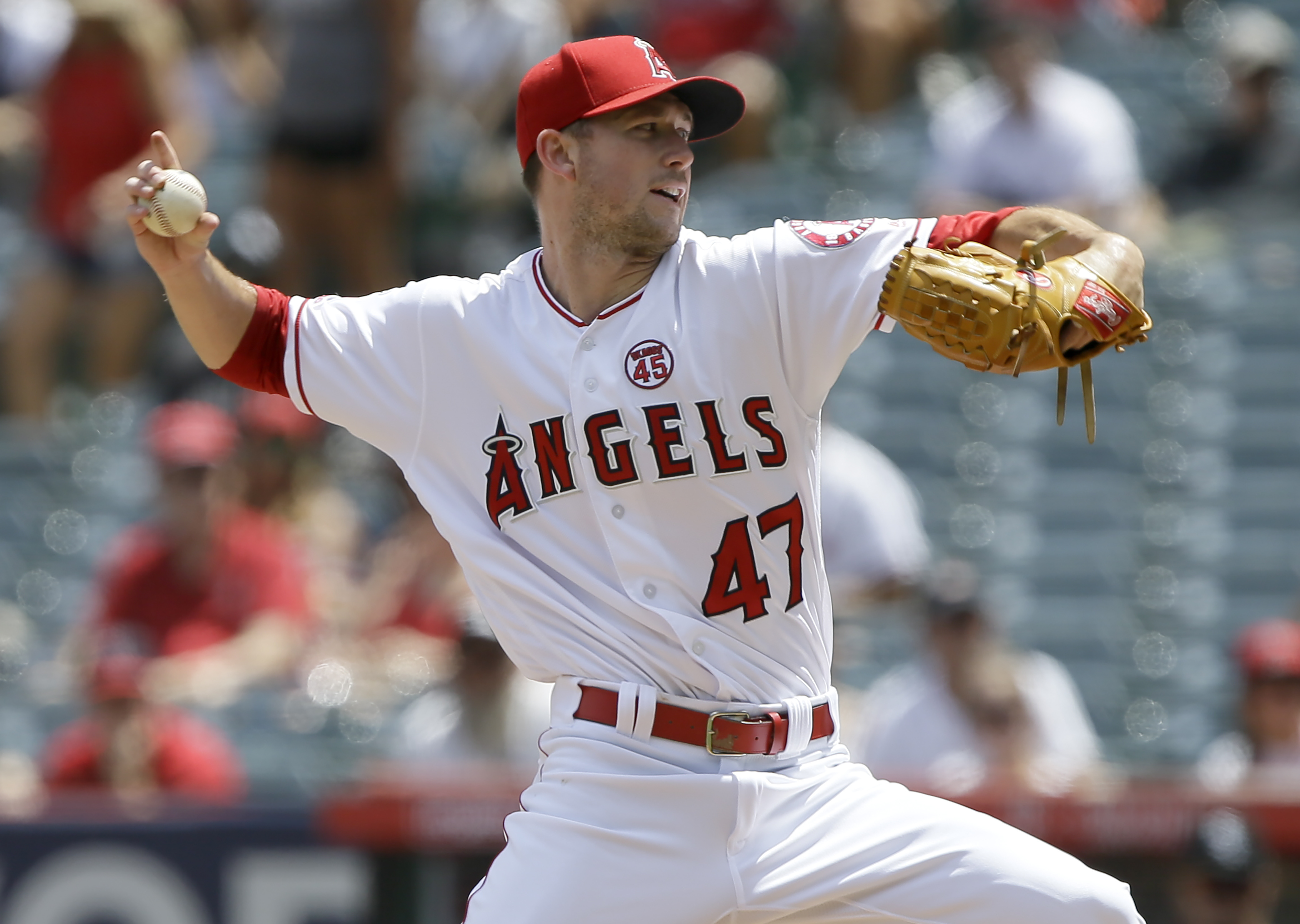Angels shut down rookie pitcher Griffin Canning for season