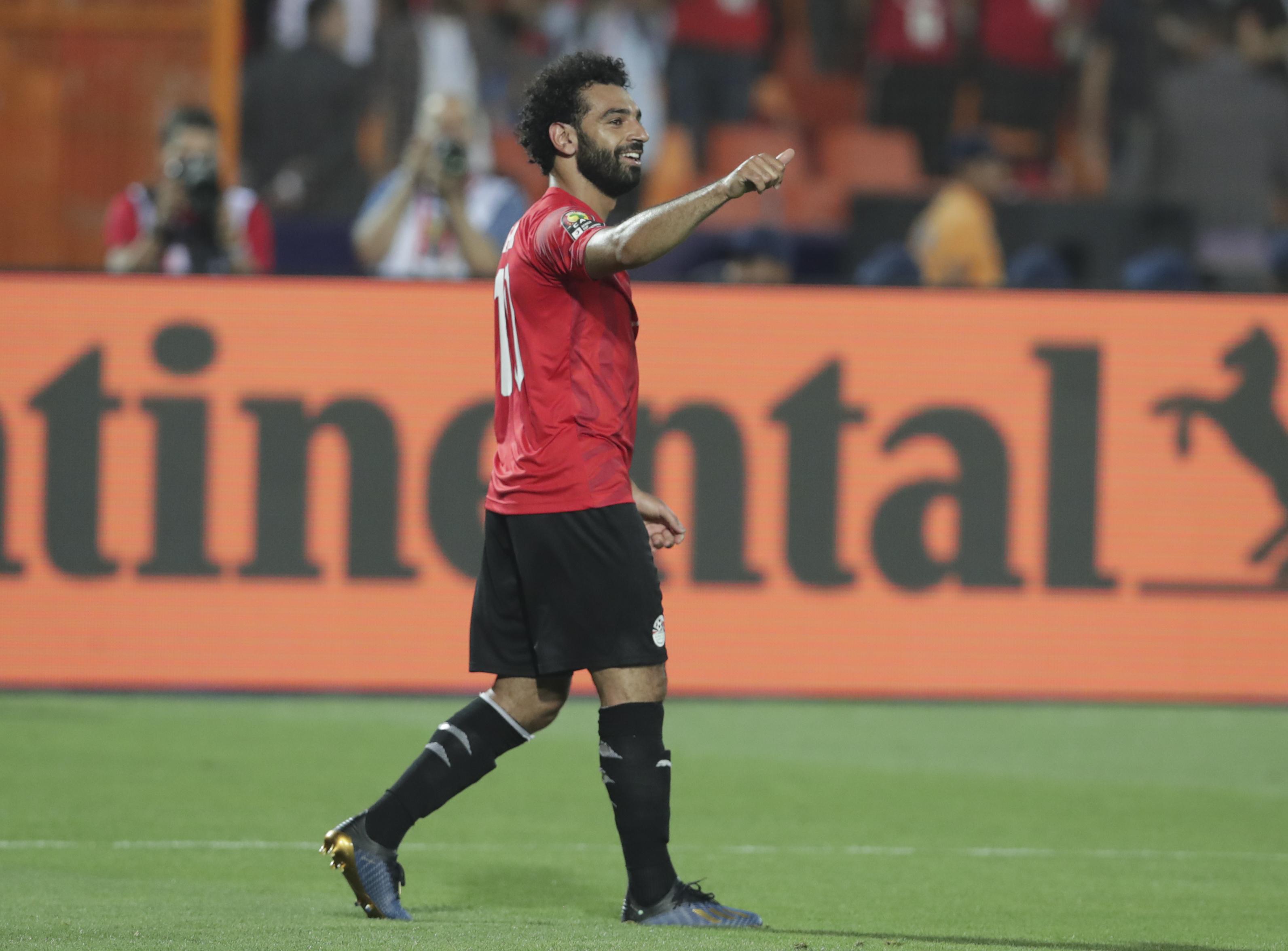 Salah helps Warda get reinstated in Egypt's national team