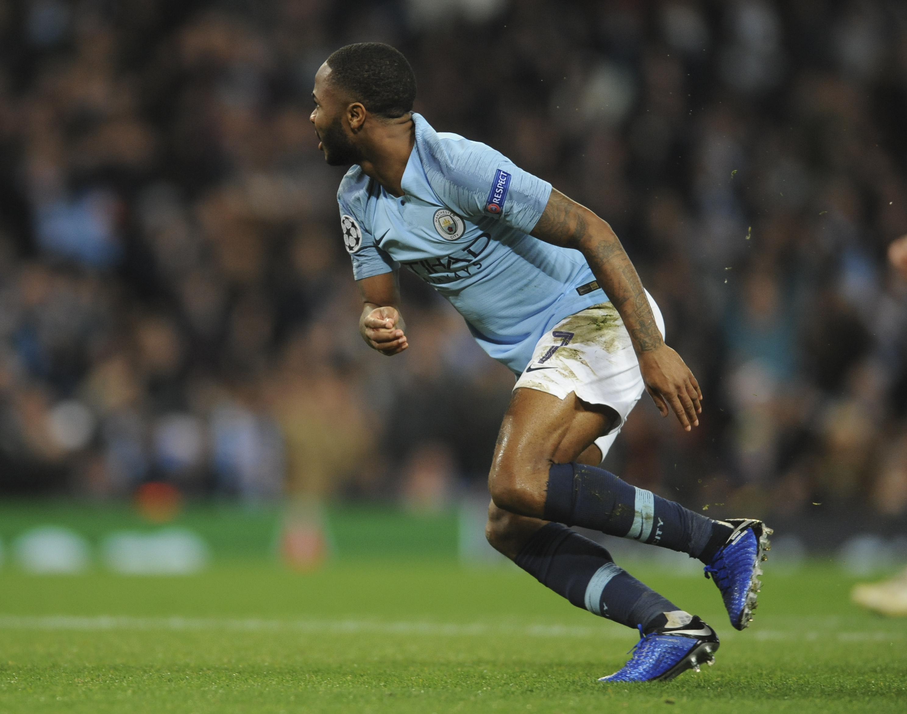 In-form Sterling no longer the fall-guy at Man City
