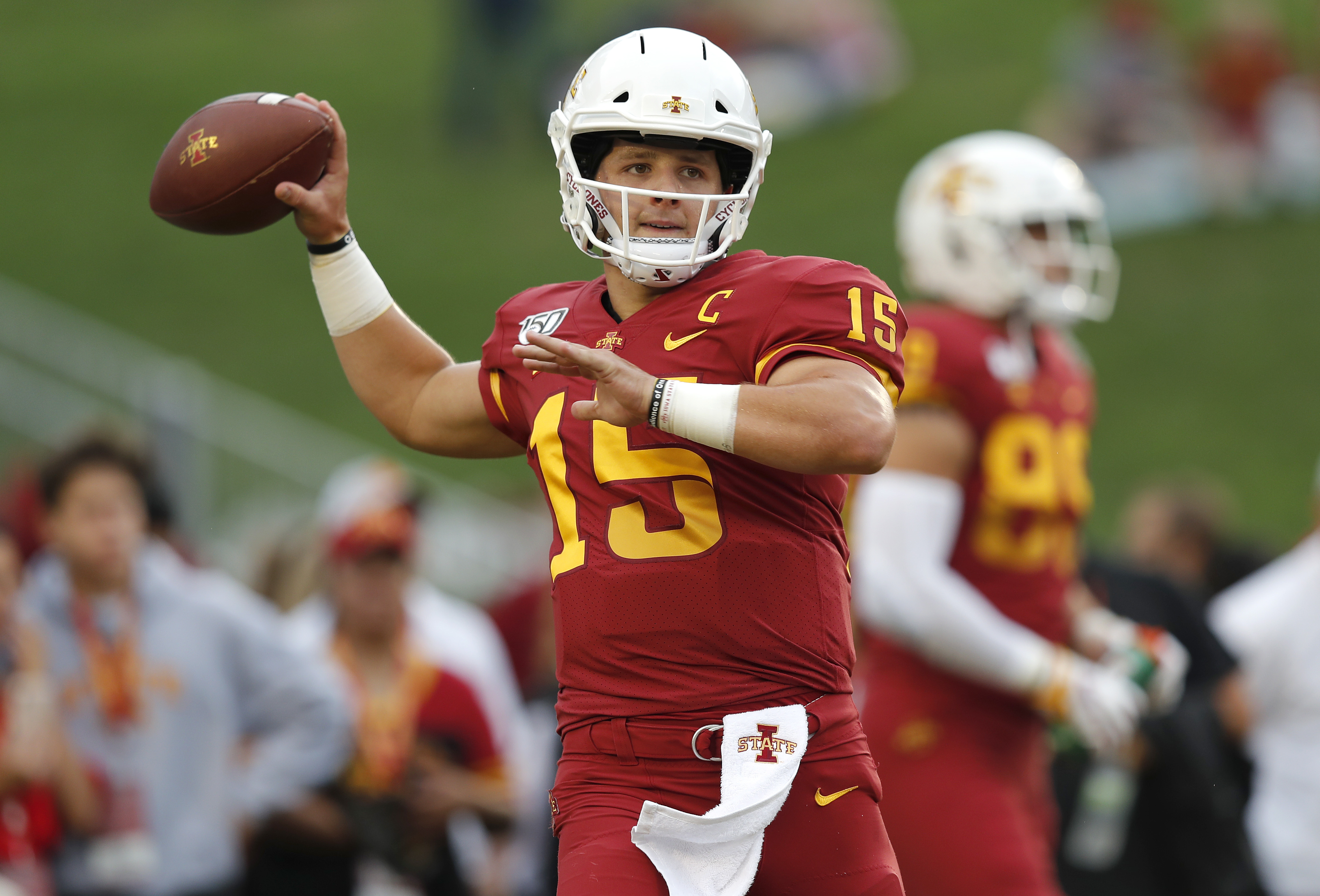 Iowa State, Baylor seek latest measure in Big 12 opener