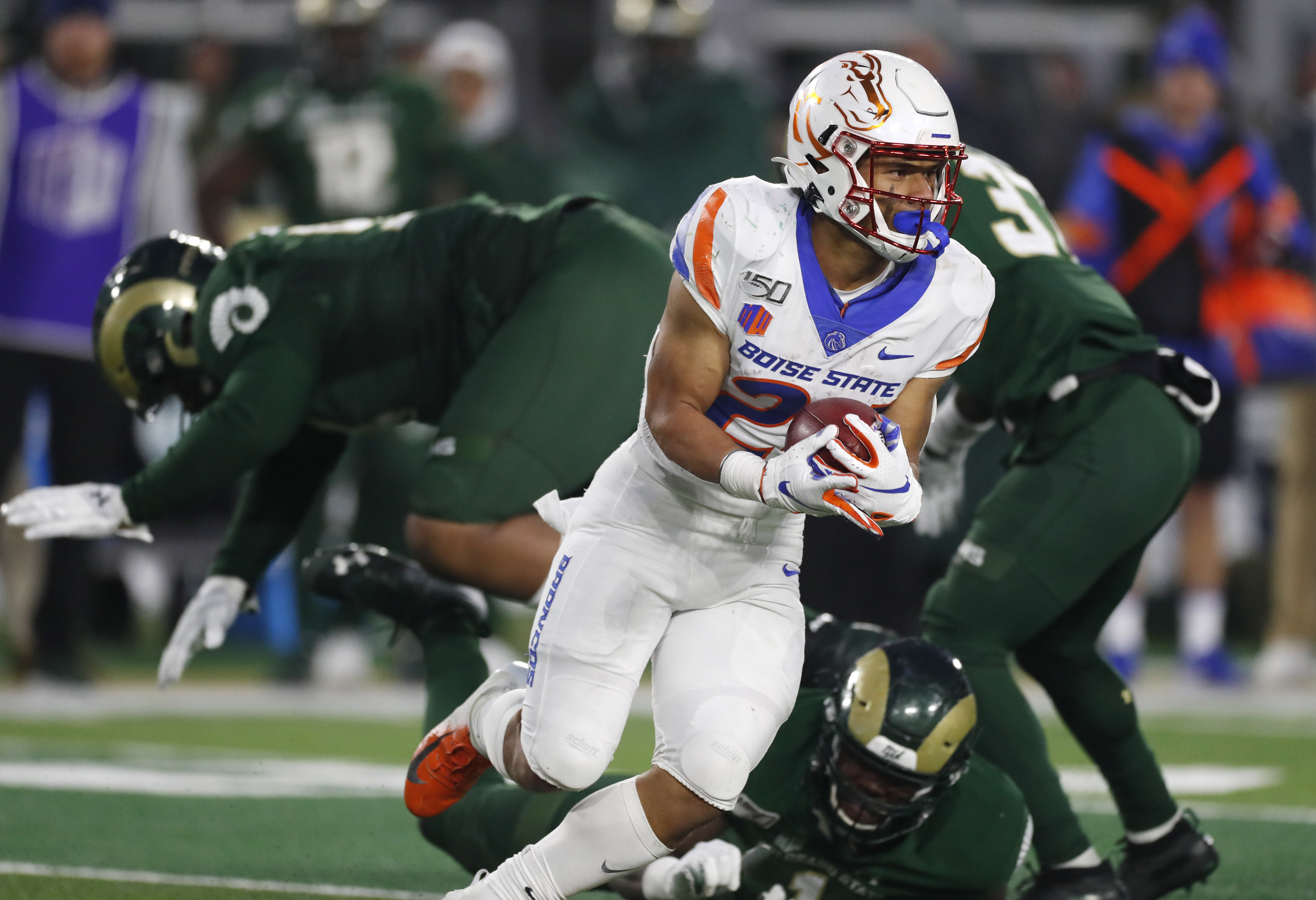 No. 19 Boise St eyes another MWC title, New Year's Six berth