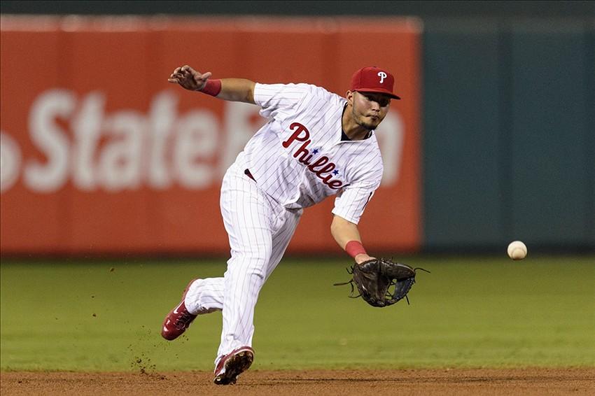 Phillies Shortstop Freddy Galvis Wins Venezuelan League Championship