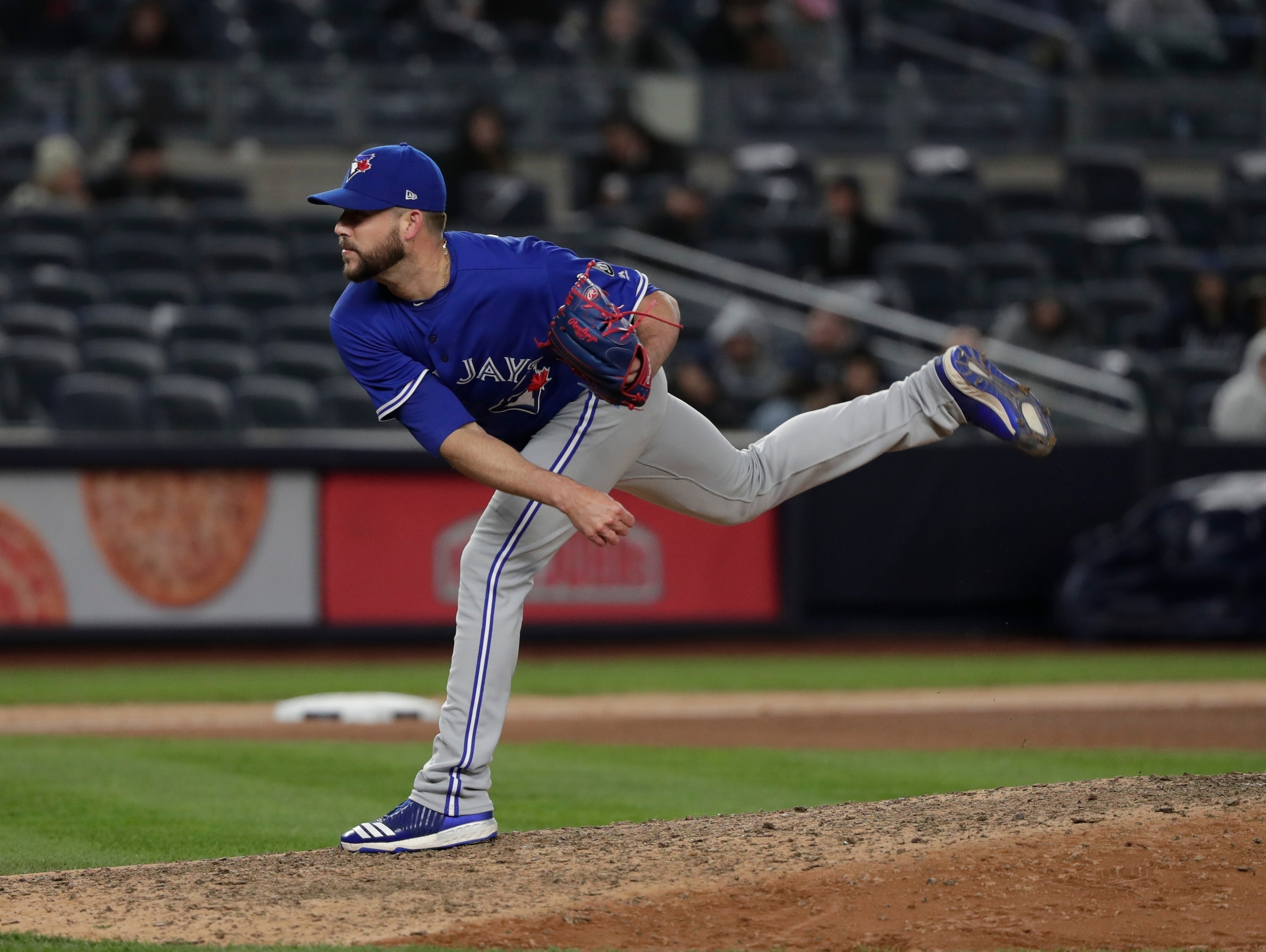 Reliever Ryan Tepera goes to arbitration with Blue Jays
