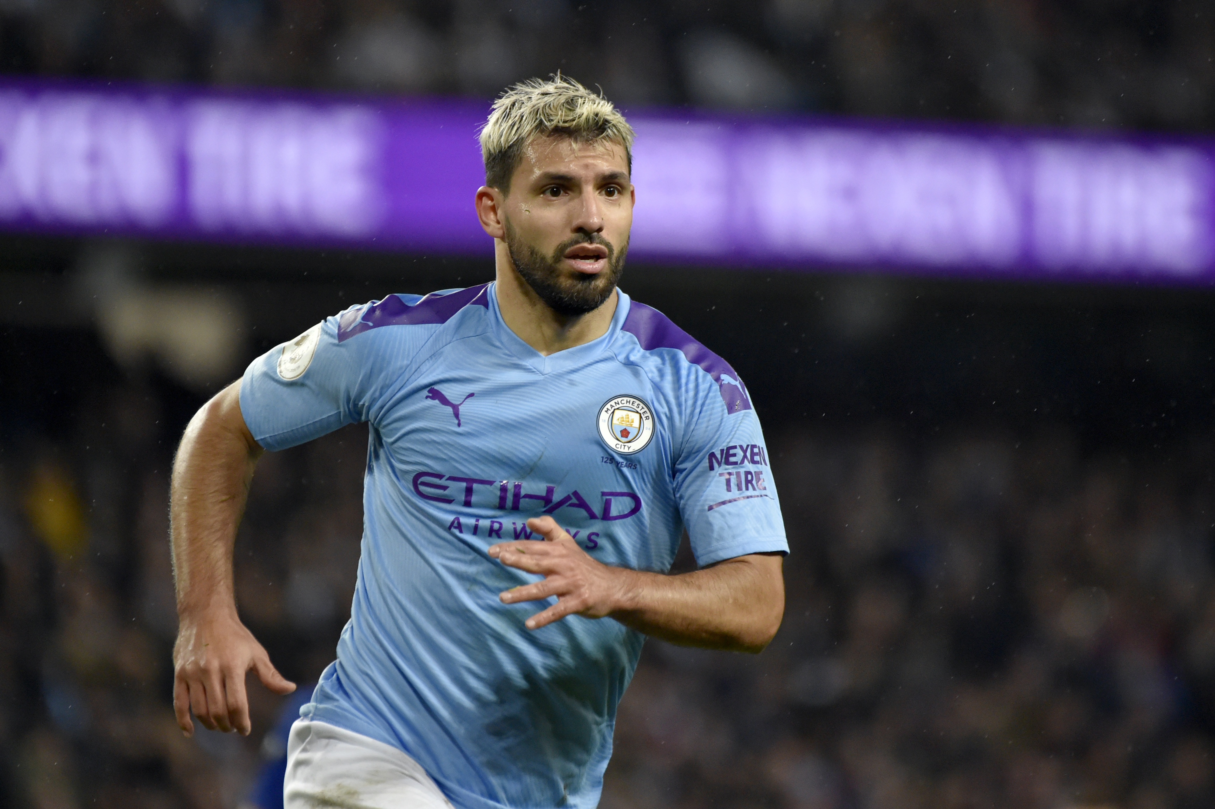 Injured Aguero to miss Manchester derby, says Guardiola