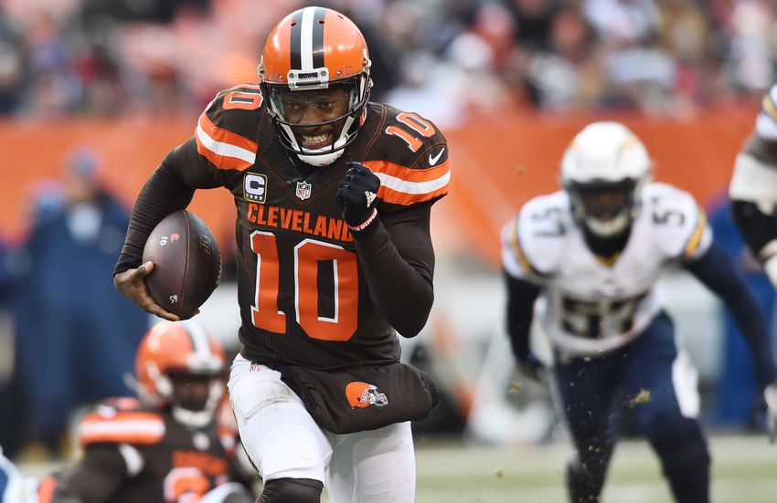 Cleveland Browns: The starting quarterback is once again the focus