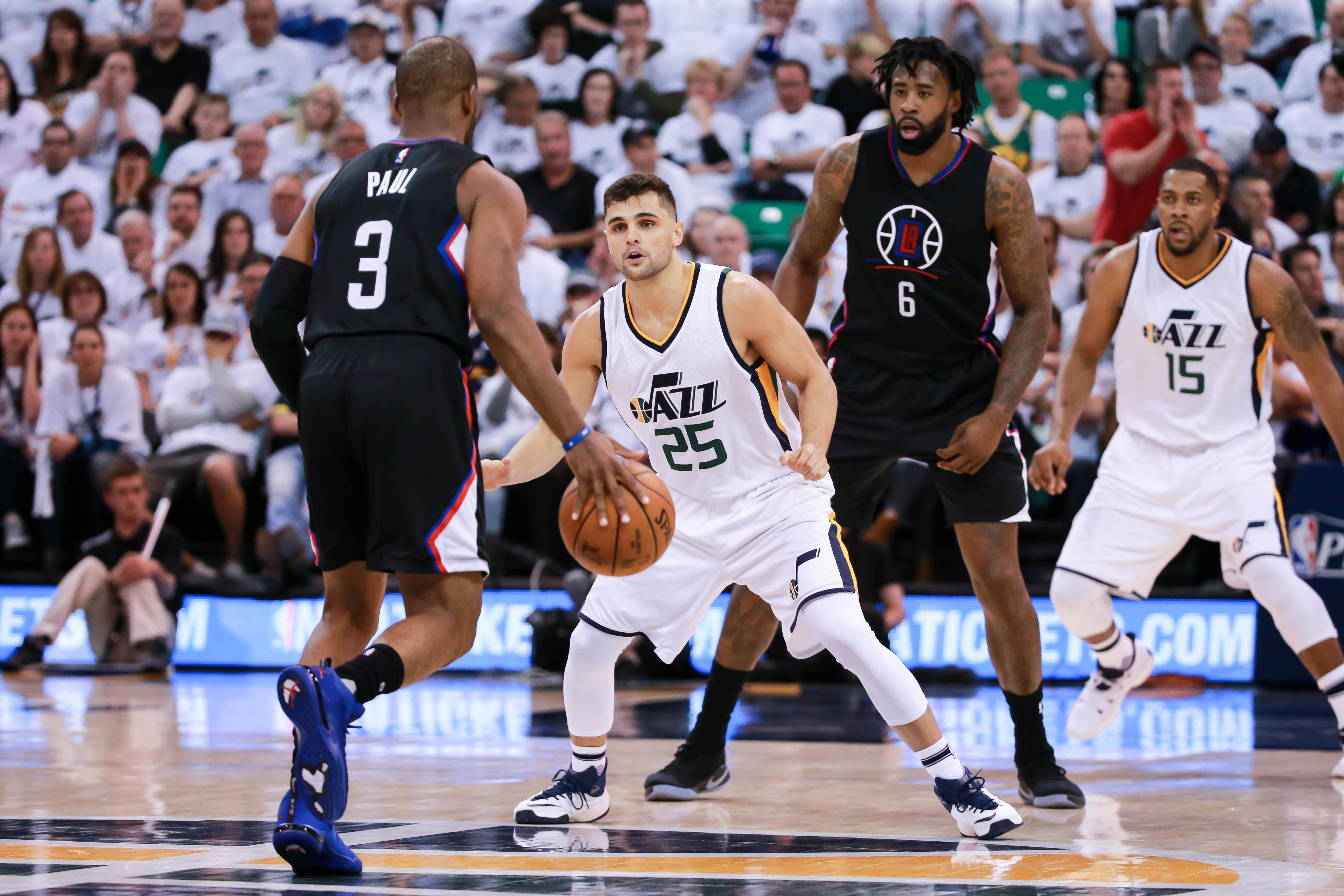 Utah Jazz 2016-17 season review: Raul Neto