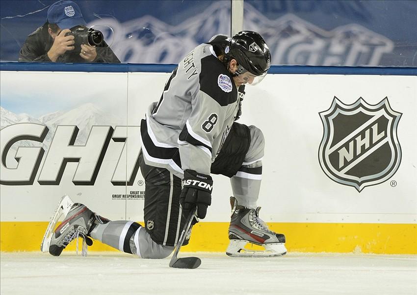 San Jose Sharks Sluggish First Costly at Los Angeles Kings