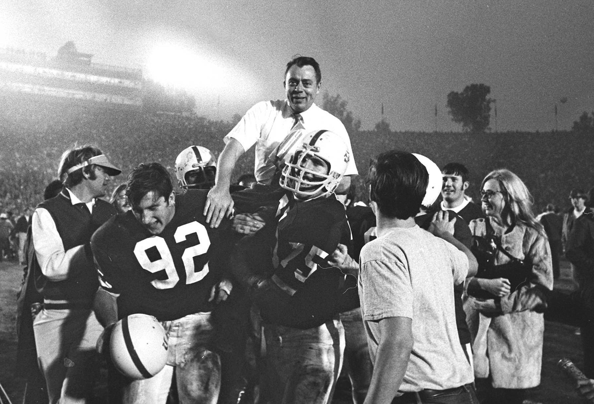 John Ralston, former Stanford, Broncos coach, dies at 92
