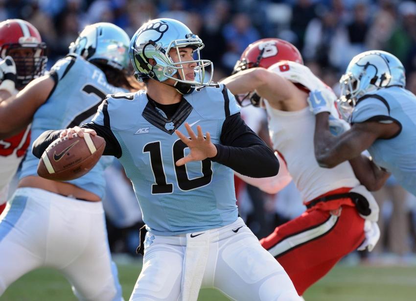 2017 NFL Mock Draft:  Top Quarterbacks Start Their Rise
