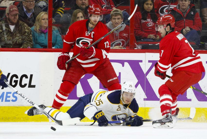 Buffalo Sabres Game Day + Fan Chatter: The Hurricanes Are Coming To Town