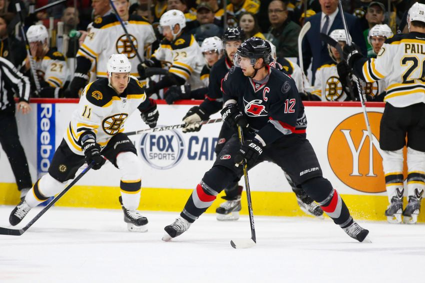 Boston Bruins Should Grab Gregory Campbell