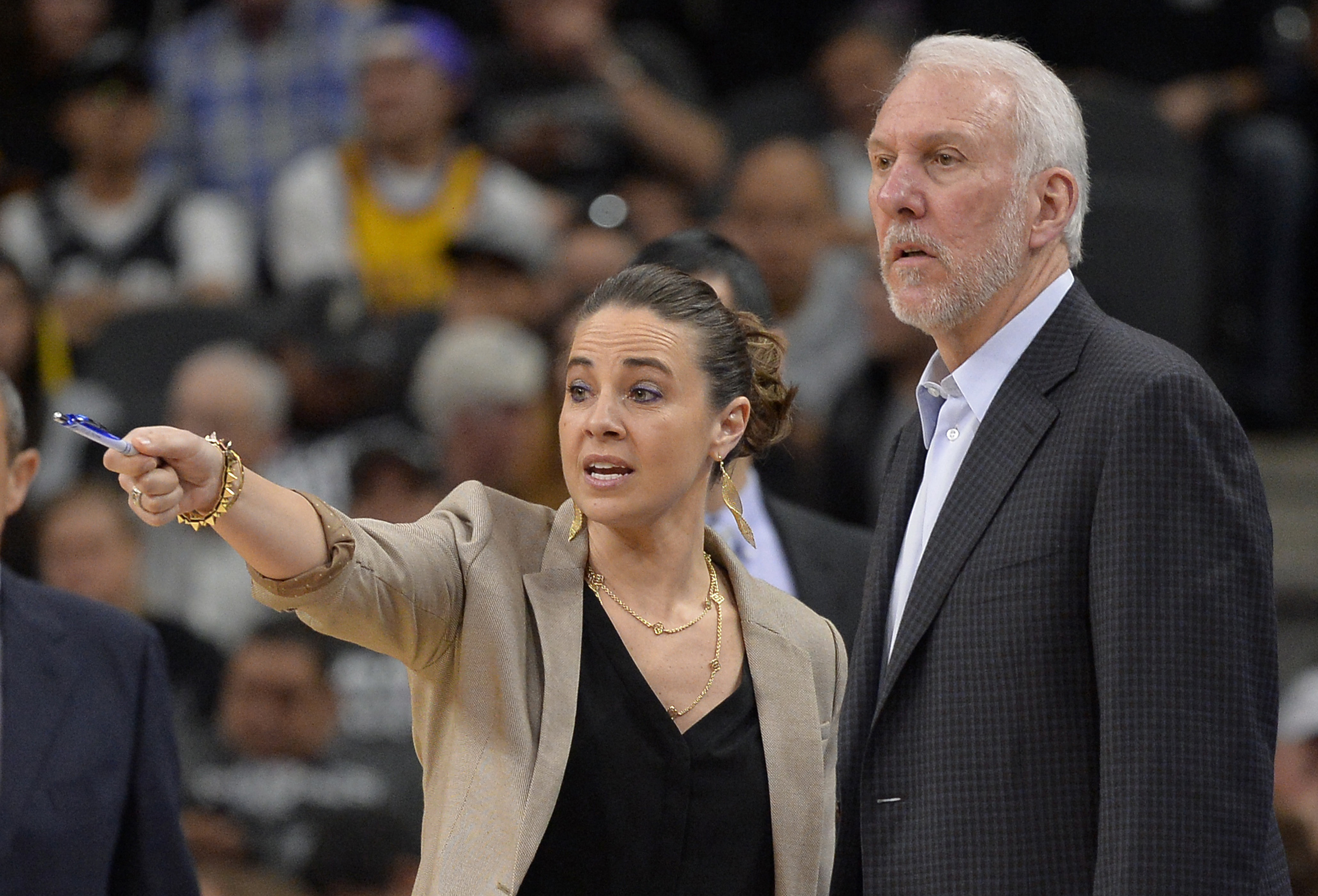 Next step for NBA is hiring women in positions of power
