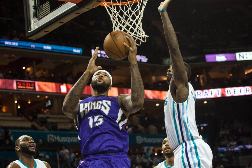 Charlotte Hornets: What a Trade for DeMarcus Cousins Would Look Like
