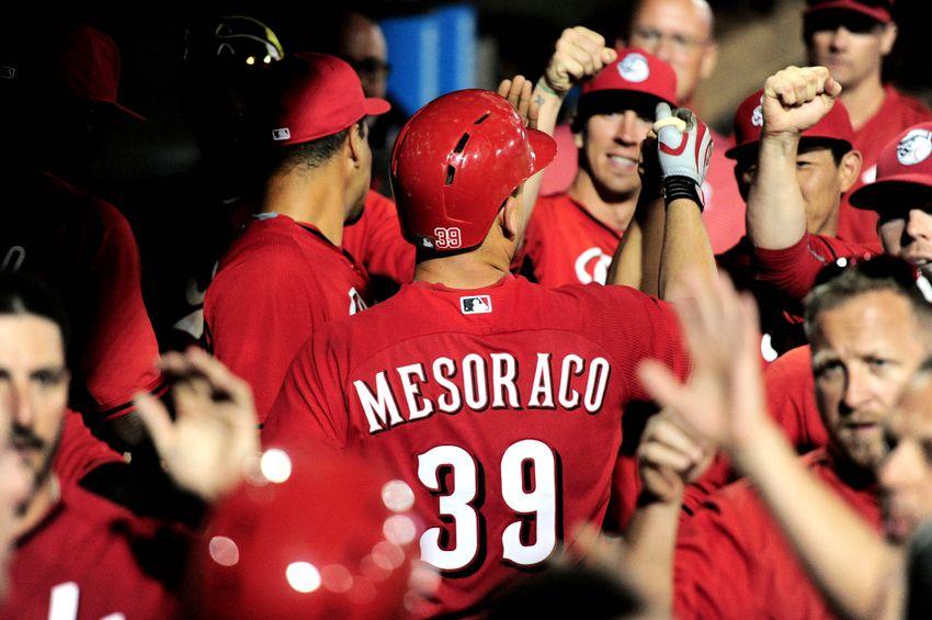 Cincinnati Reds' catcher Devin Mesoraco breaks his silence to lay claim to starting job