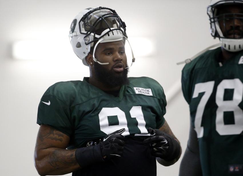 Jets must cut Sheldon Richardson in 2017