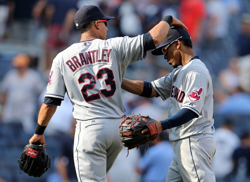 Cleveland Indians: Michael Brantley Saying All the Right Things