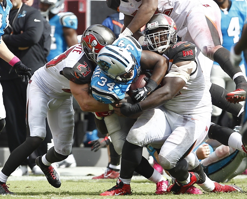 Buccaneers vs Panthers: Five Game-Changing Players