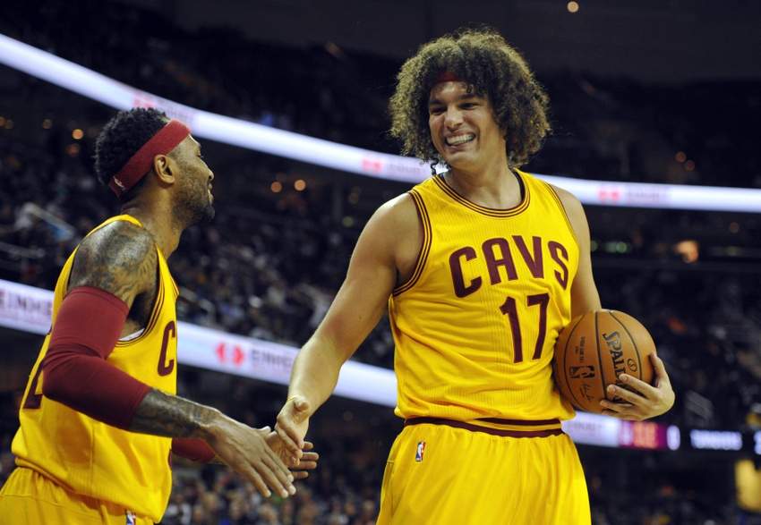 Cleveland Cavaliers: Would Using Anderson Varejao's Trade Exception Help?