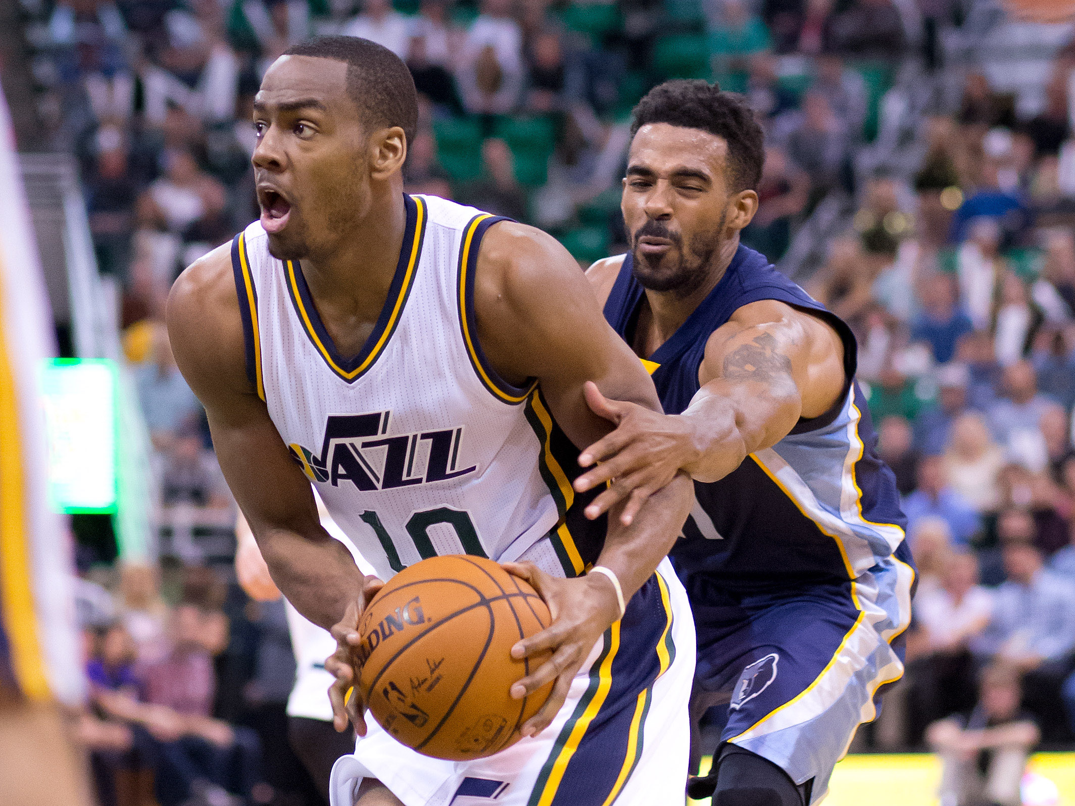 Utah Jazz: Will Alec Burks Be the New Backup Point Guard?