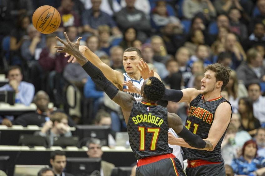 Timberwolves at Hawks: A Size Mismatch