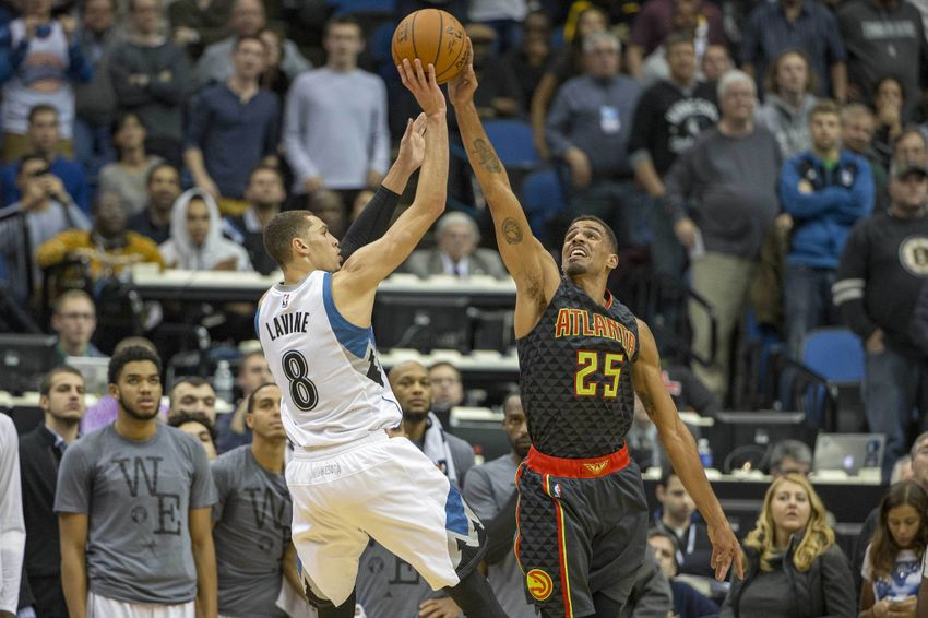 Atlanta Hawks Game Preview: Dec. 21 vs. Minnesota Timberwolves