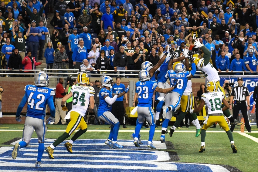 Packers vs. Lions: Five downs with SideLion Report