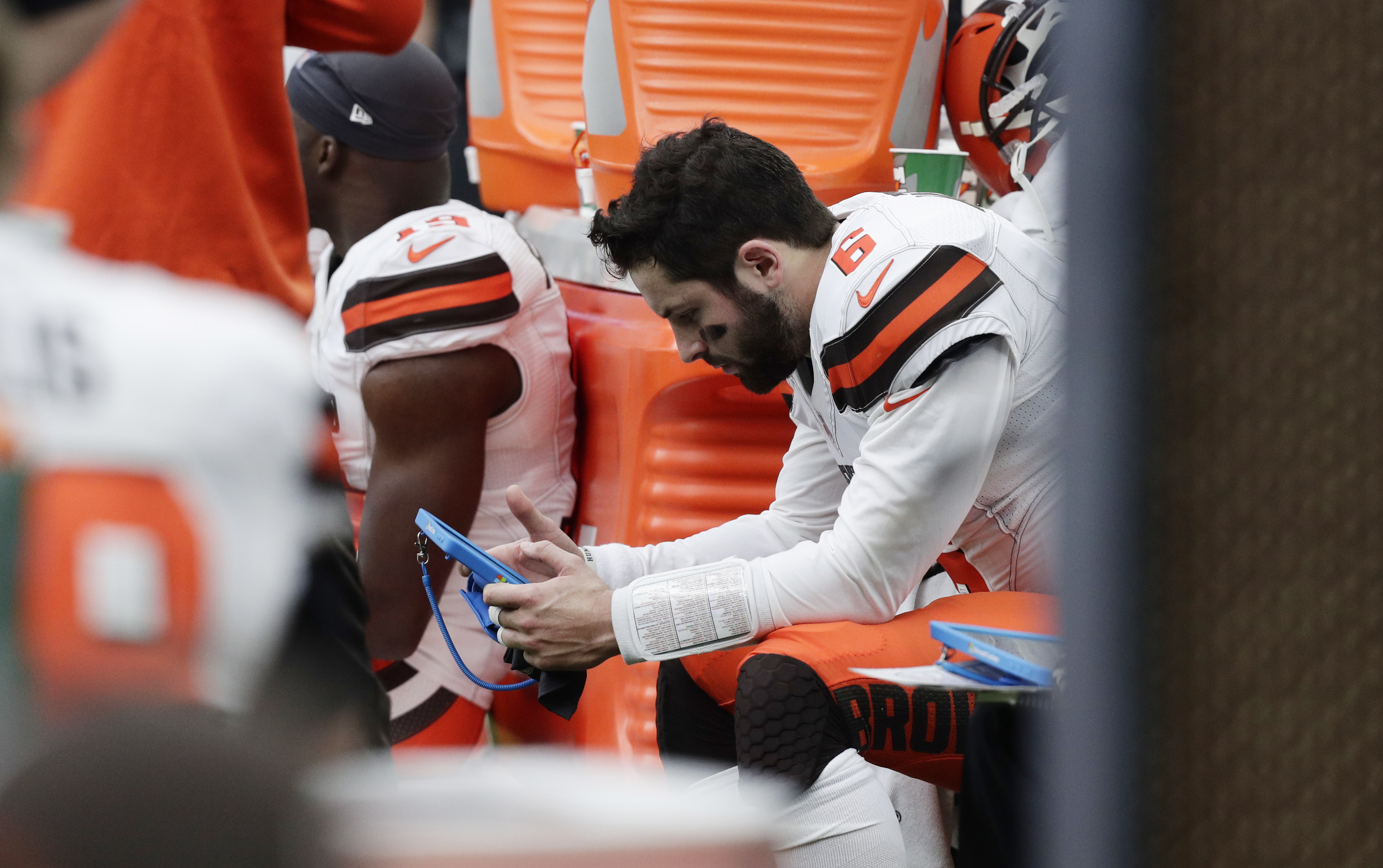 Browns rookie CB Denzel Ward in concussion protocol